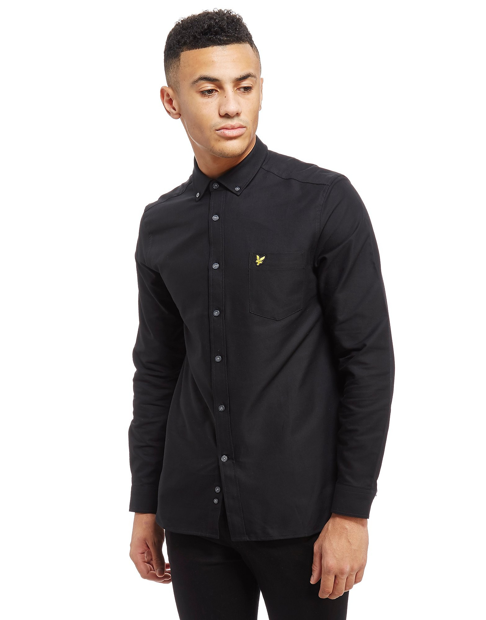 Lyle & Scott Oxford Camicia Manica Lunga