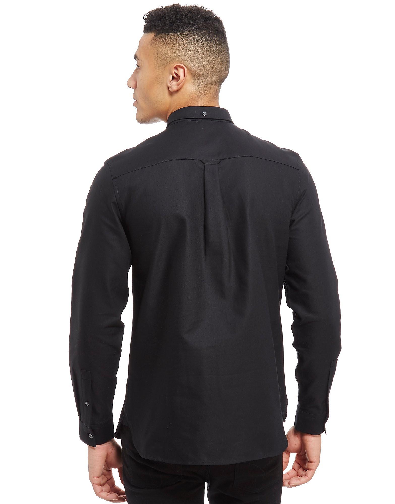Lyle & Scott Long Sleeve Oxford Shirt