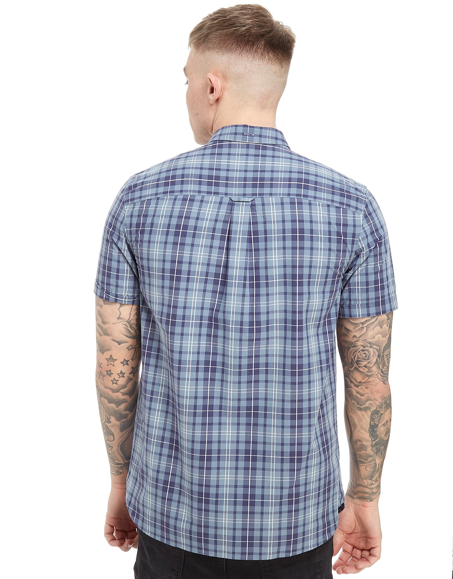 Lyle & Scott Short Sleeve Check Shirt