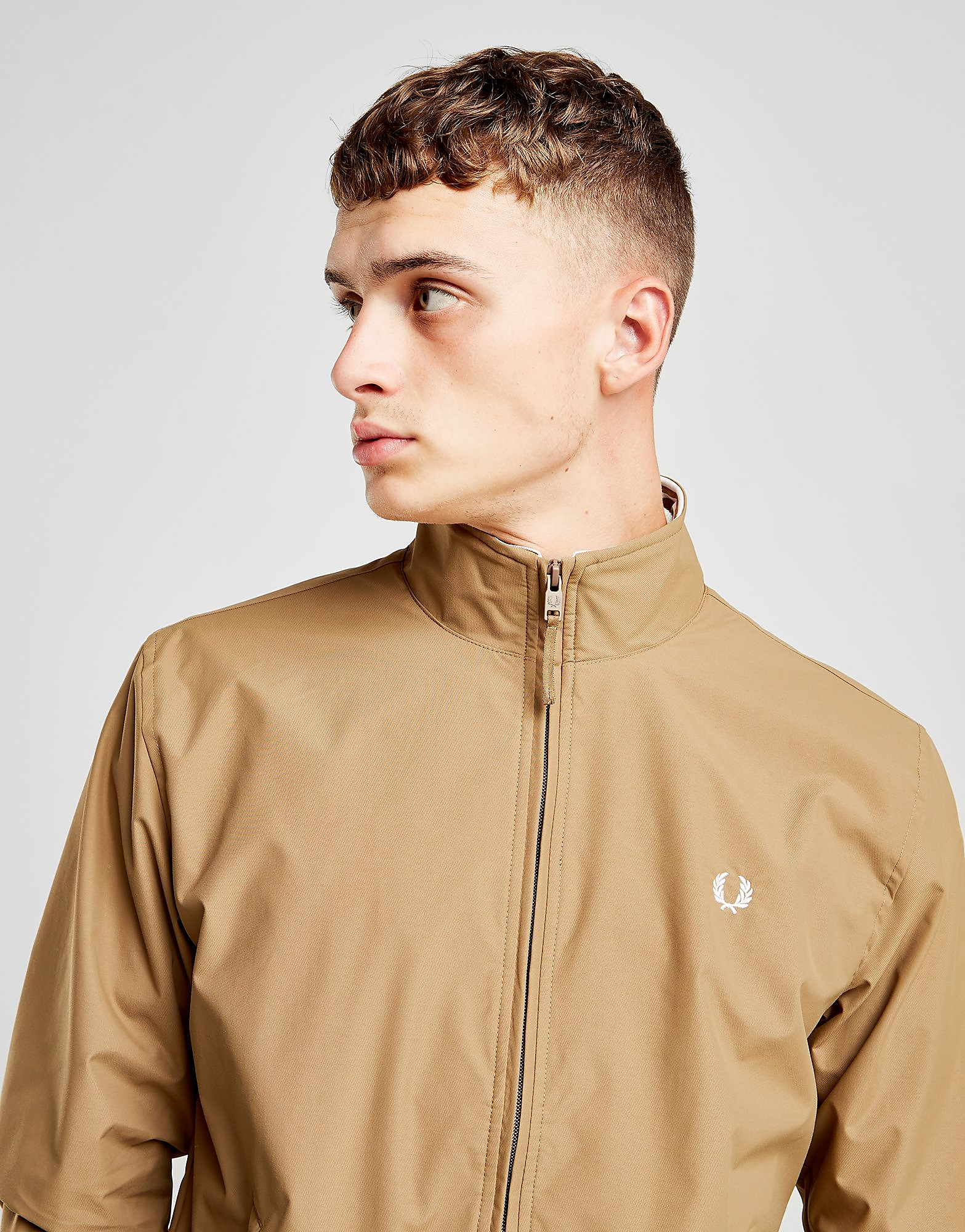 Fred Perry Funnel Brentham Jacket