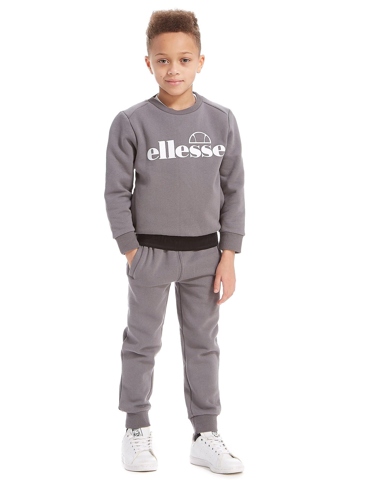 Ellesse Universo Crew Suit Children