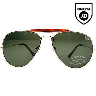 Duffer of St George St Andrews Aviator Sunglasses