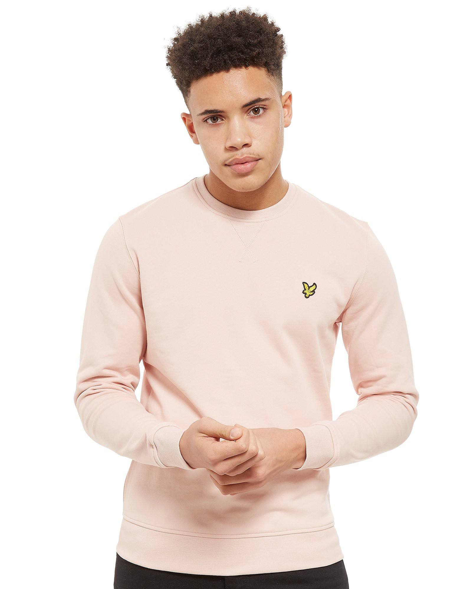 Lyle & Scott Core Crew Feece Sweatshirt