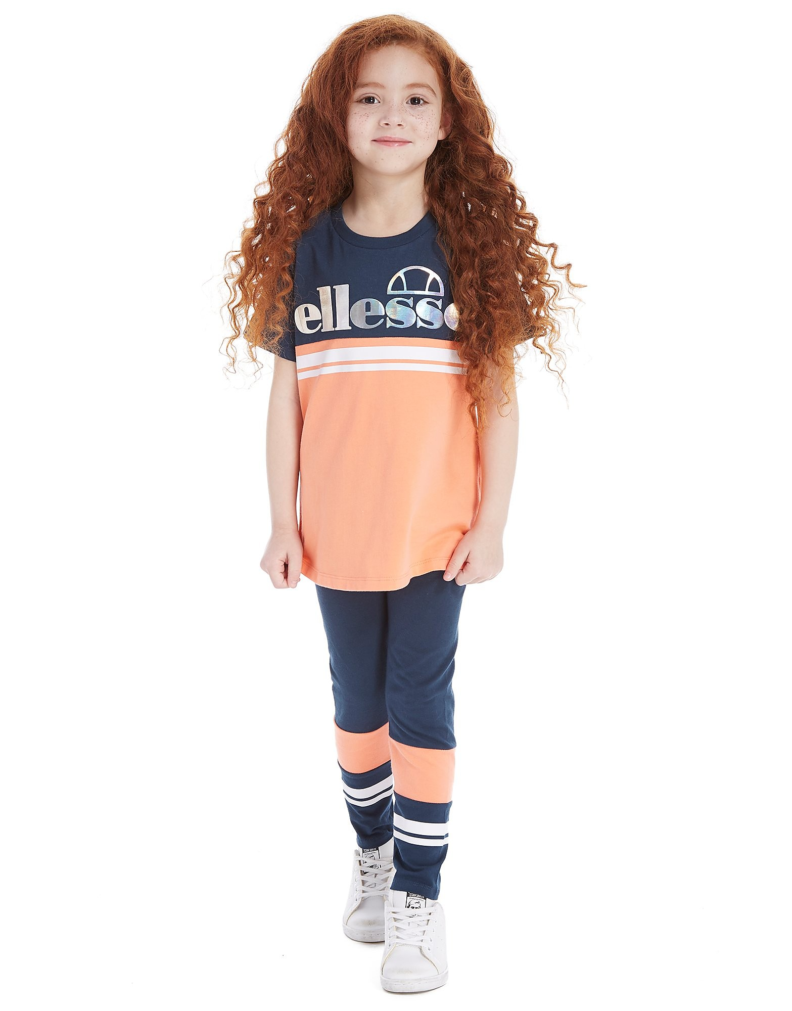 Ellesse Girls' Ione T-Shirt Children