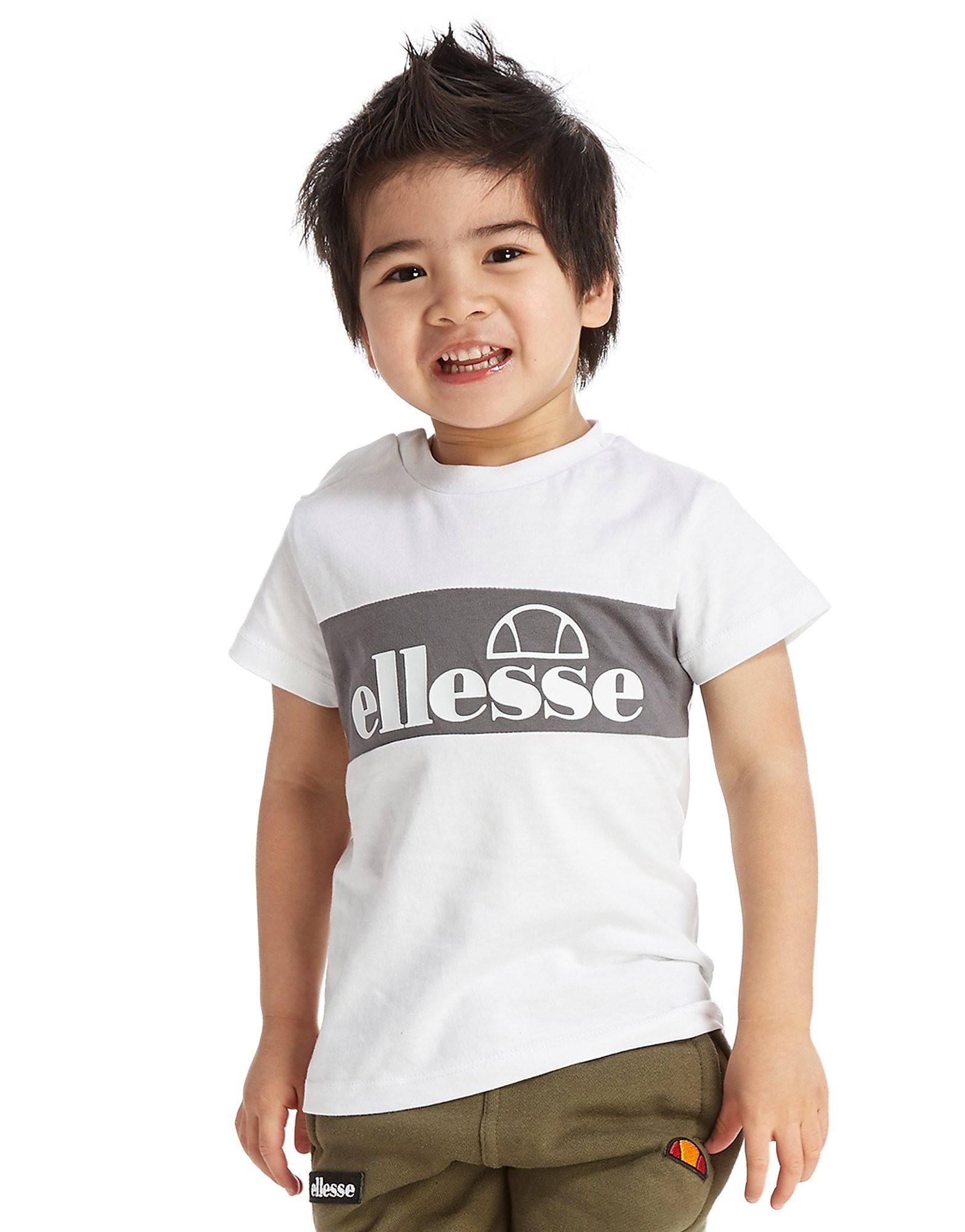 Ellesse camiseta Libo Panel para bebé