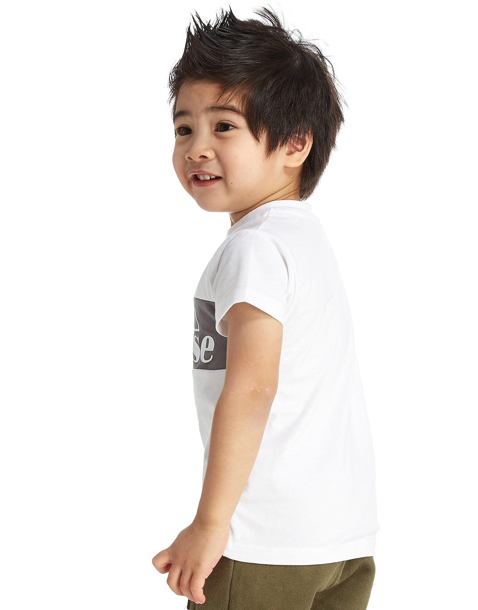 Ellesse Libo Panel T-Shirt Bebè