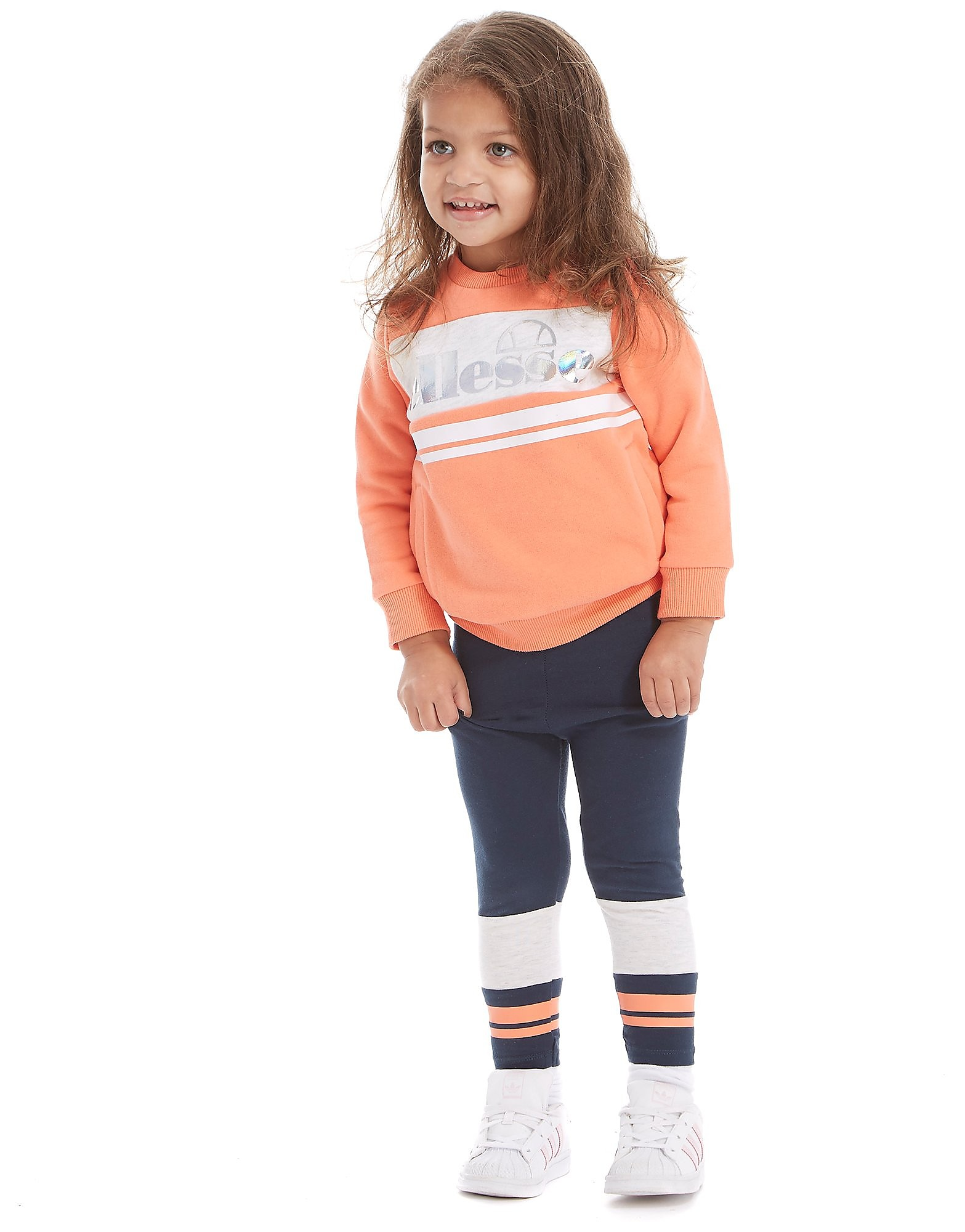 Ellesse Girls' Finola Crew/Leg Set Infant