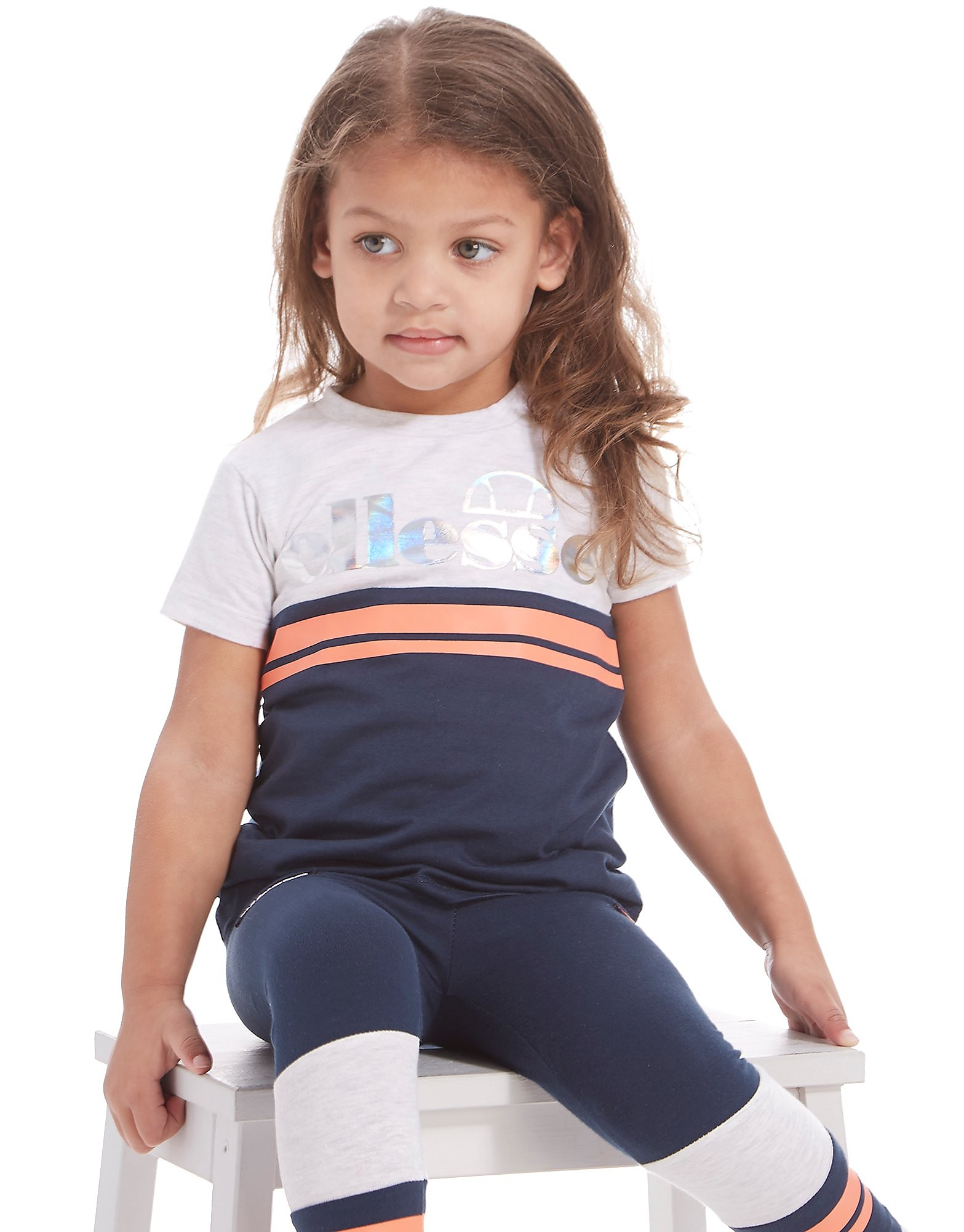 Ellesse Girls' Amabel T-Shirt Infant