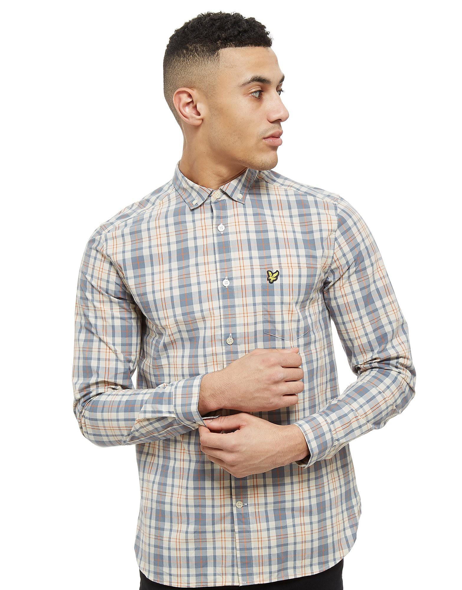 Lyle & Scott Long Sleeve Tartan Check Shirt