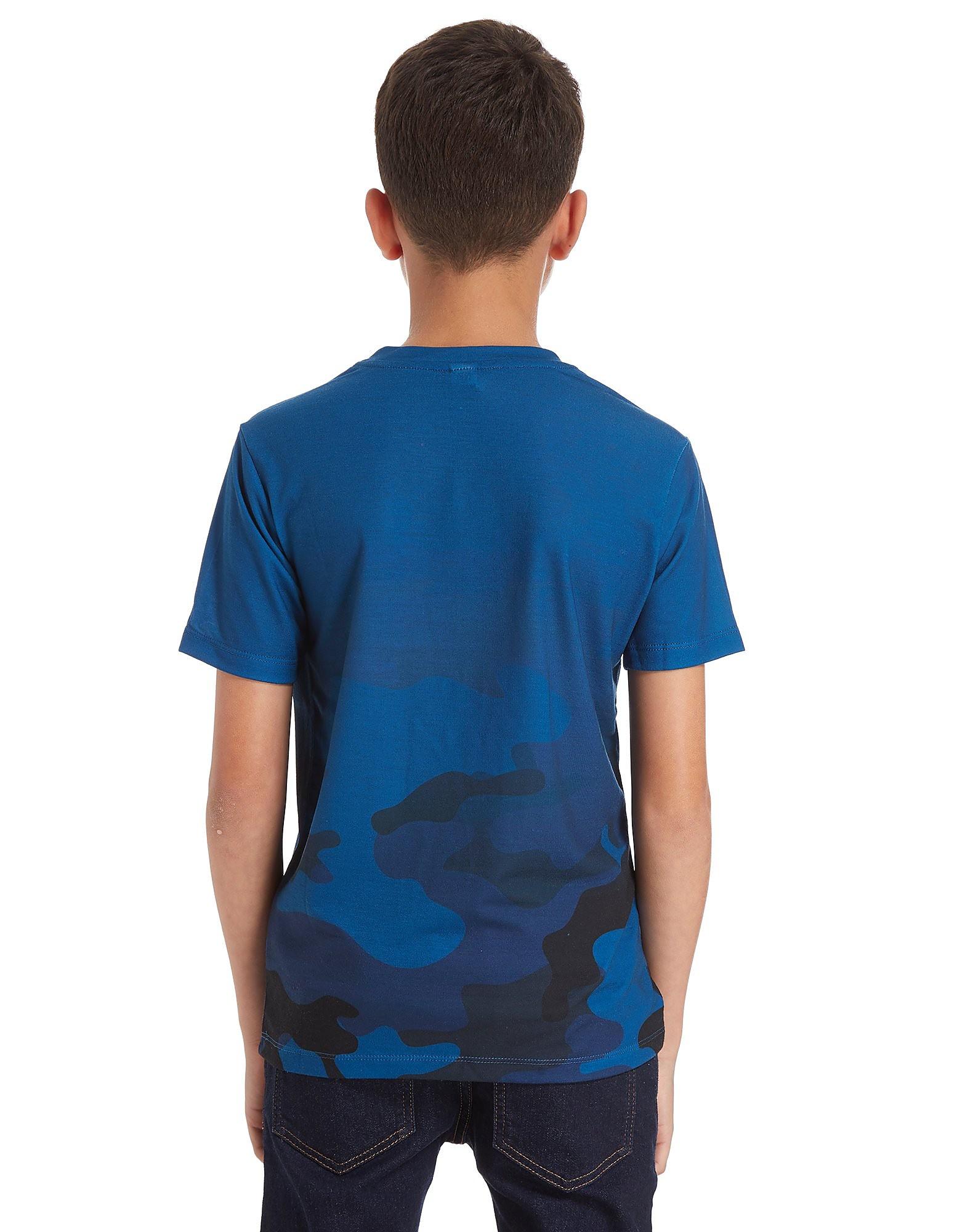 Hype Camo Fade T-Shirt Junior