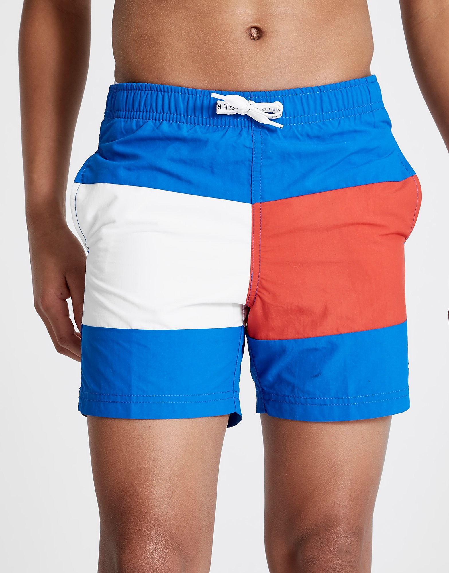 Tommy Hilfiger Large Flag Swim Shorts Junior