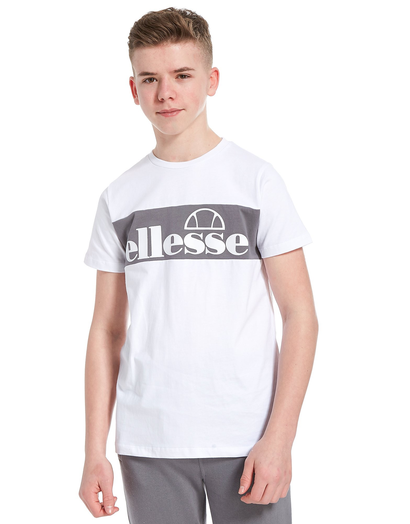Ellesse Libo Colourblock T-Shirt Junior