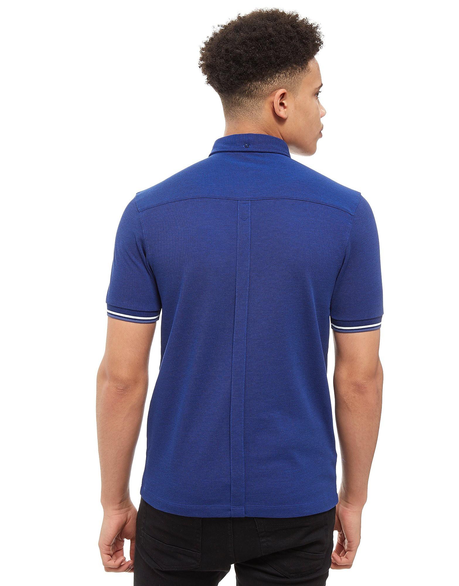 Fred Perry Oxford Collar Pique Polo Shirt