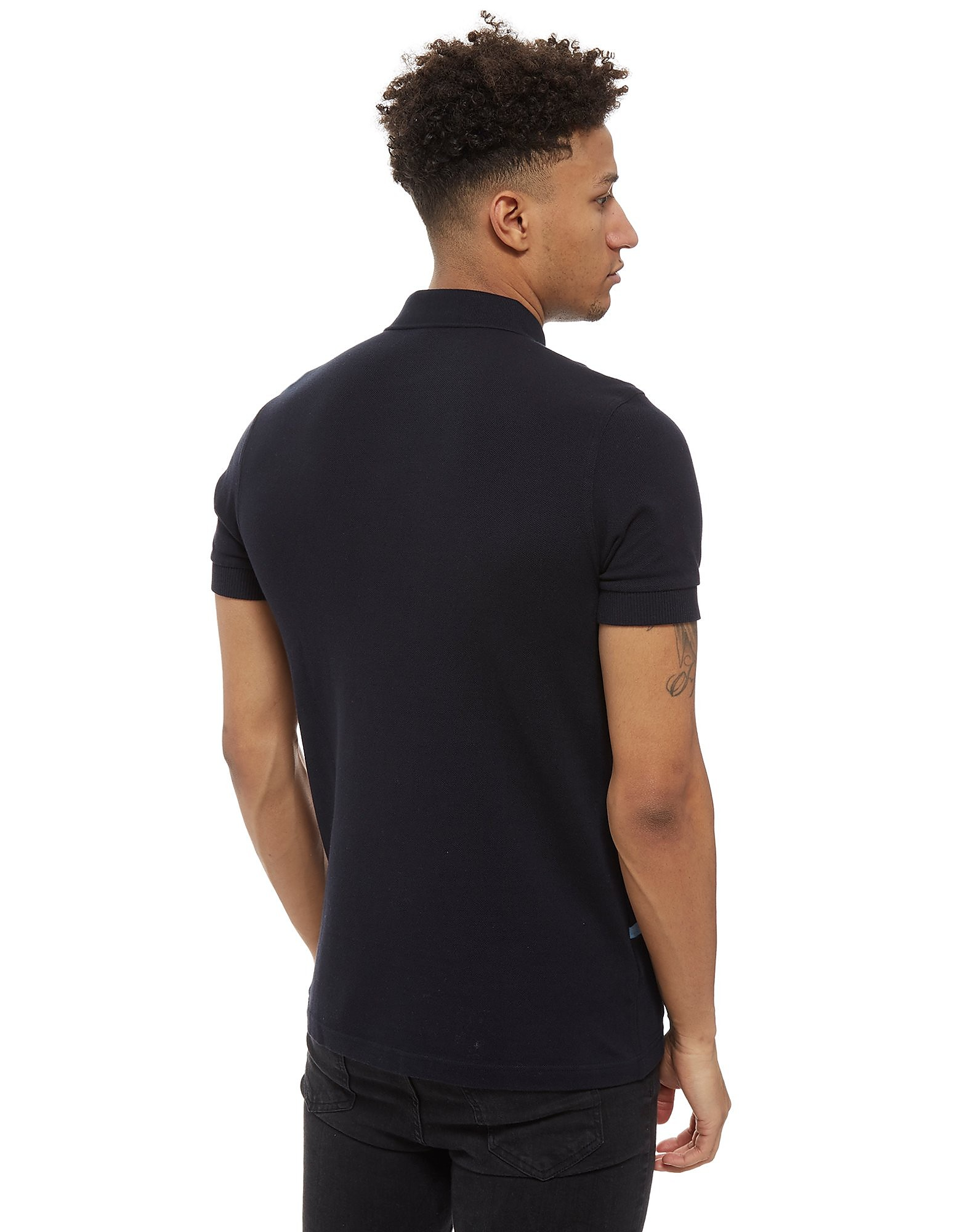 Fred Perry Large Stripe Polo Shirt