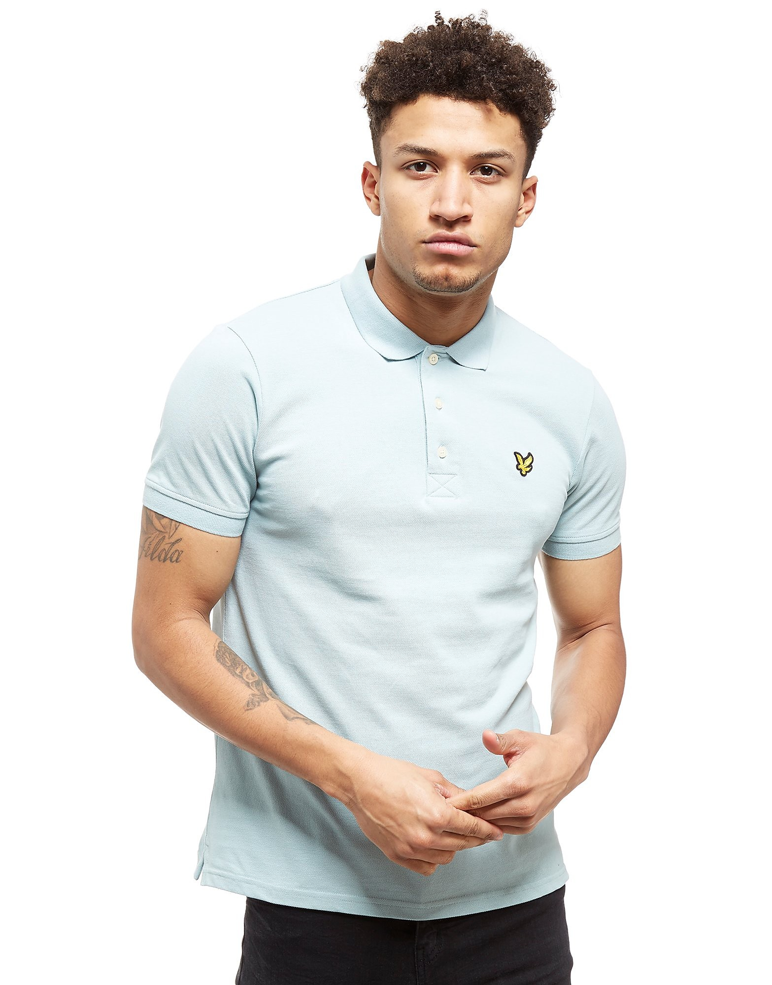 Lyle & Scott Short Sleeve Core Polo Shirt