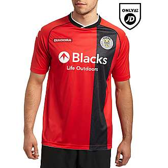 Diadora St Mirren 2013 Away Shirt