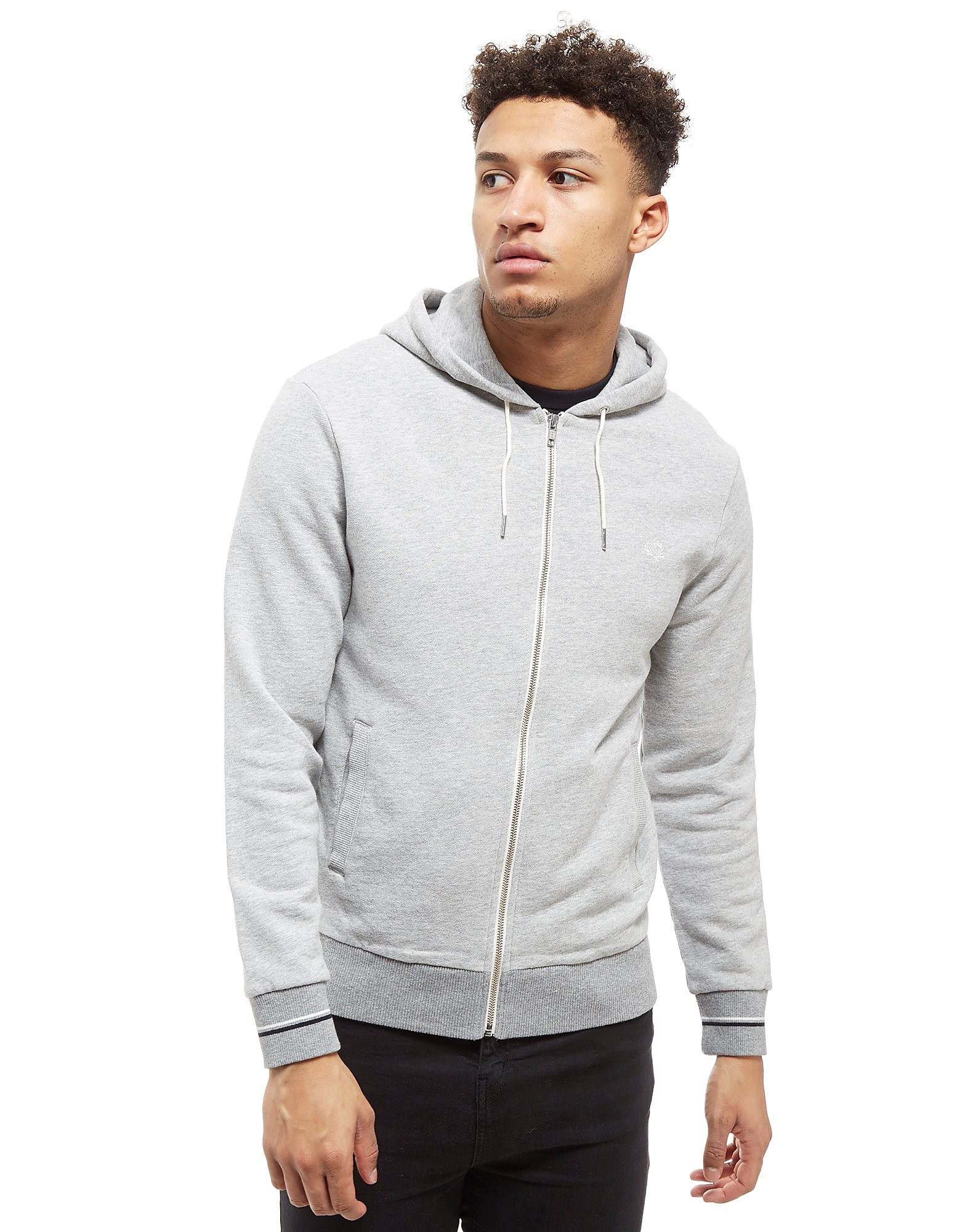 Fred Perry Core Zip Through Hoodie