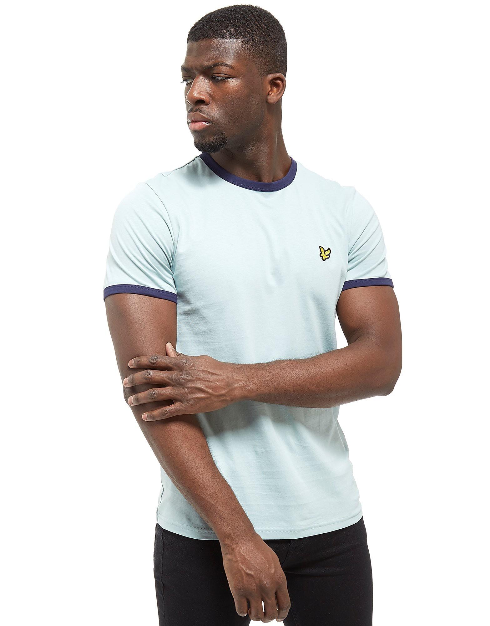 Lyle & Scott Short Sleeve Ringer T-Shirt