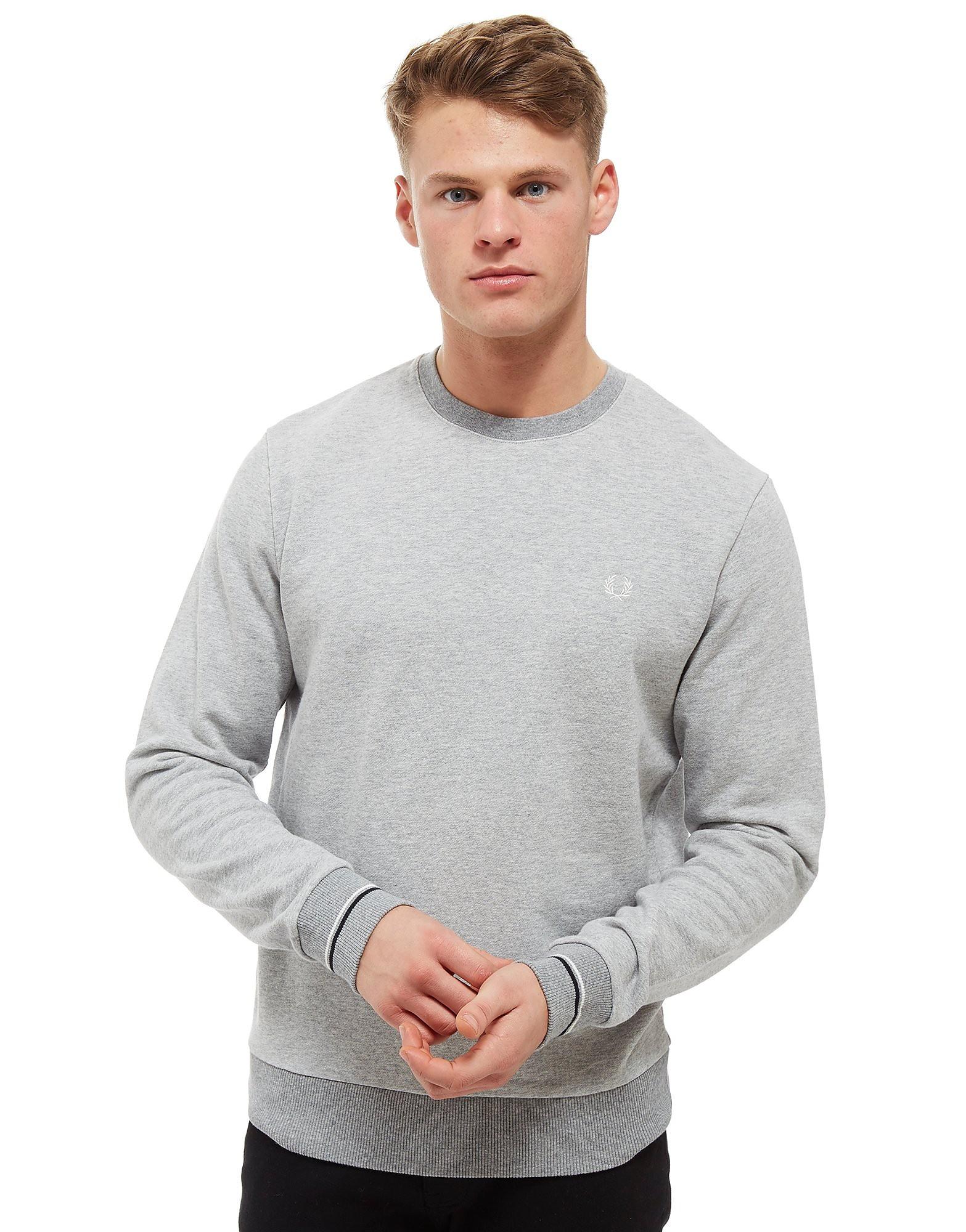 Fred Perry Core Crew Neck Sweatshirt