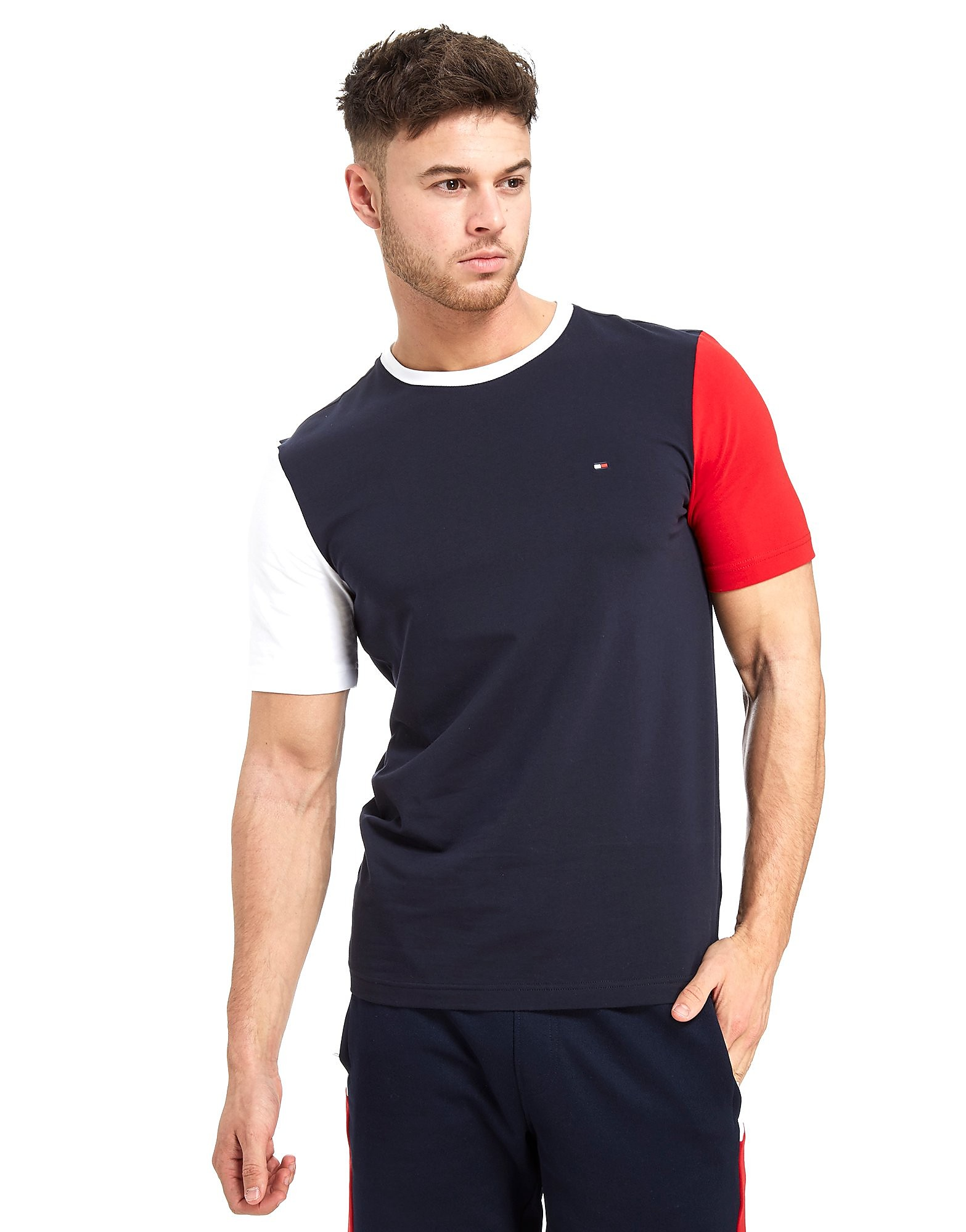 Tommy Hilfiger Short Sleeve Colourblock T-Shirt