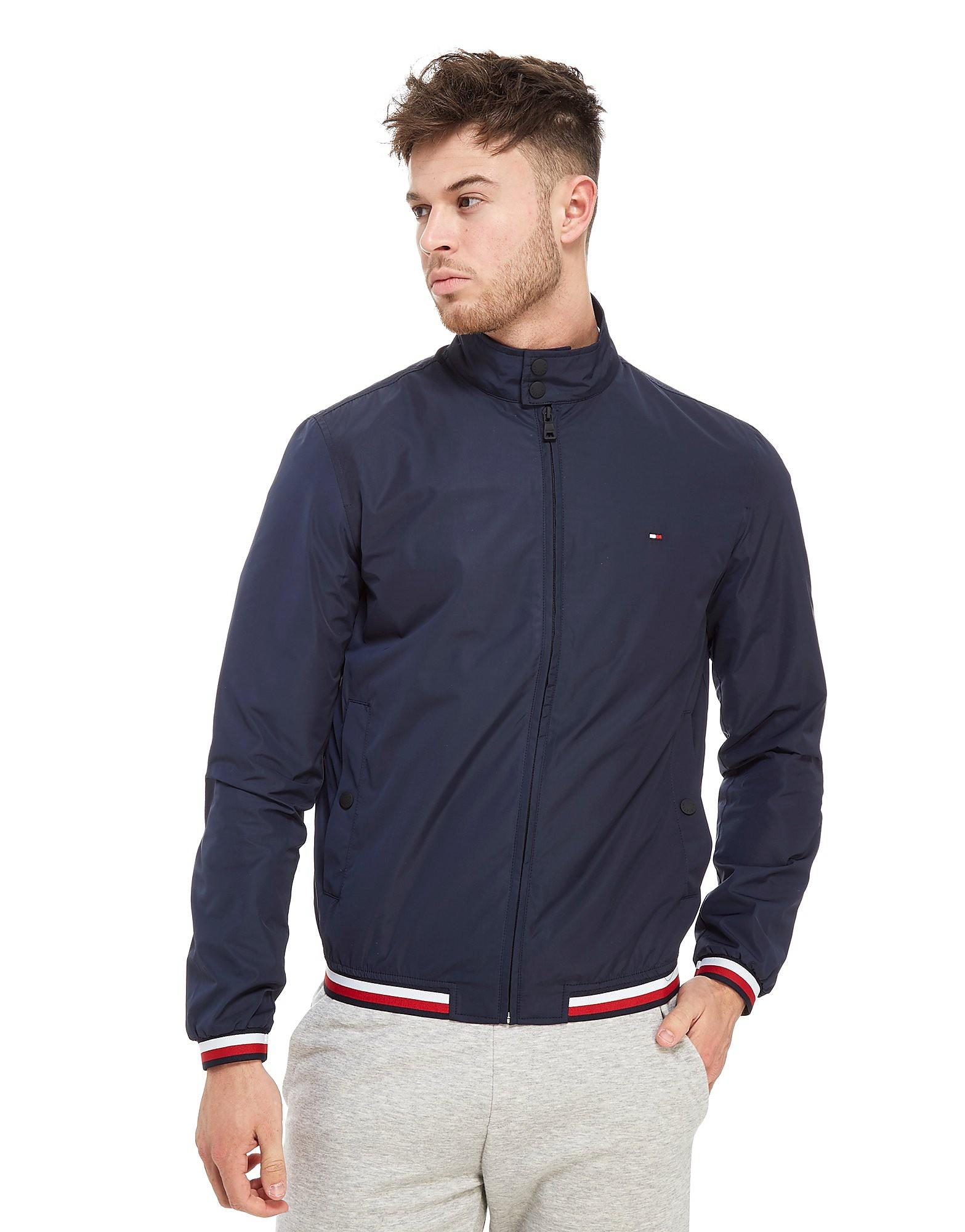 Tommy Hilfiger Nylon Full Zip Hooded Jacket