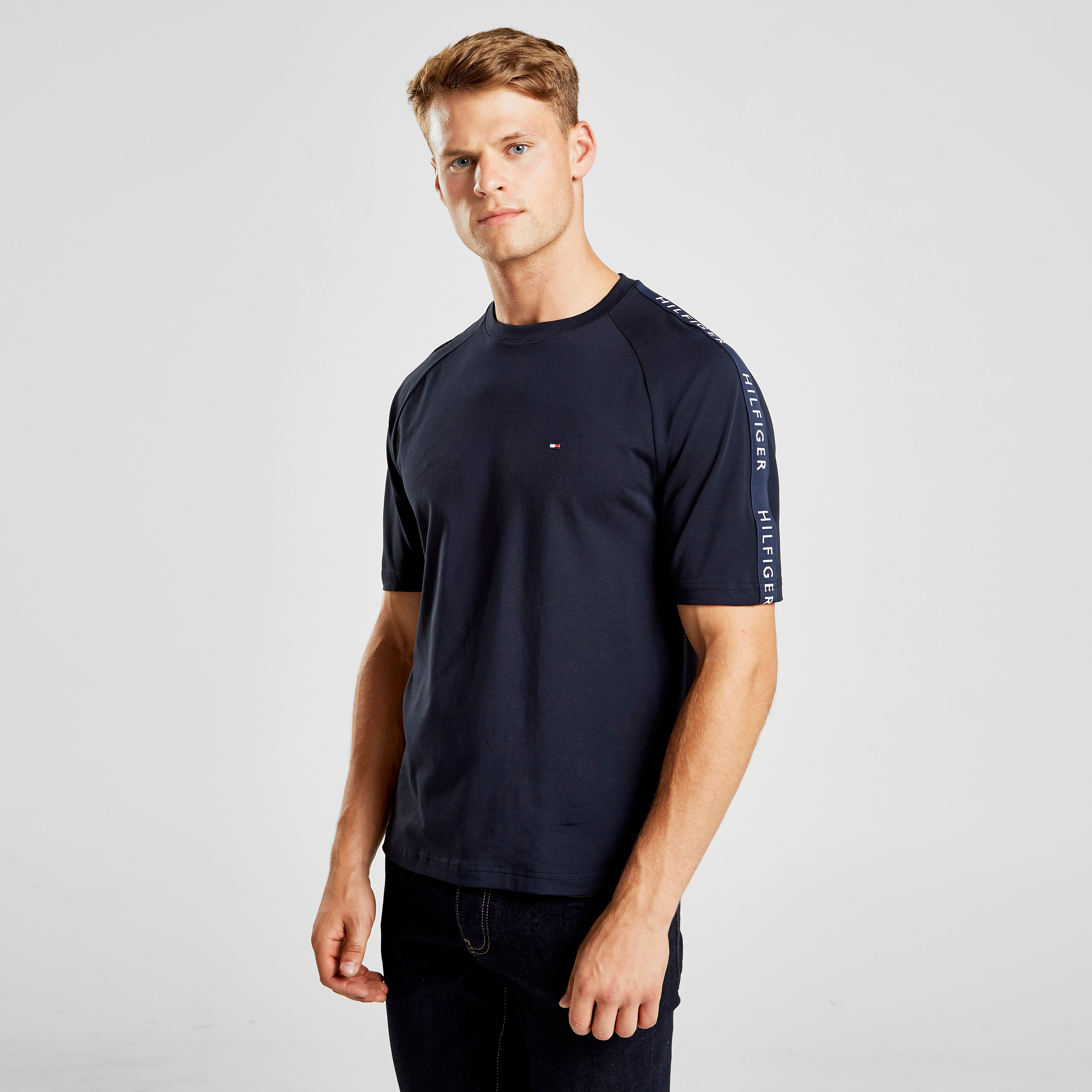 Tommy Hilfiger Side Tape T-Shirt