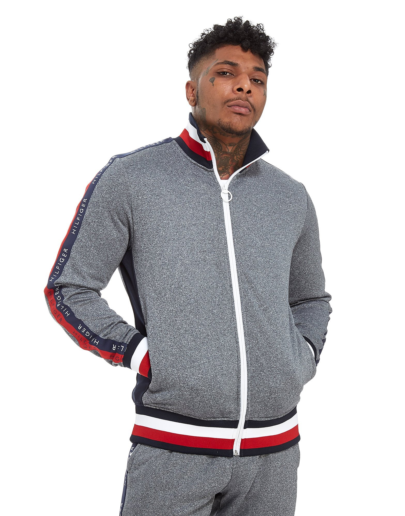 Tommy Hilfiger Tech Terry Track Top