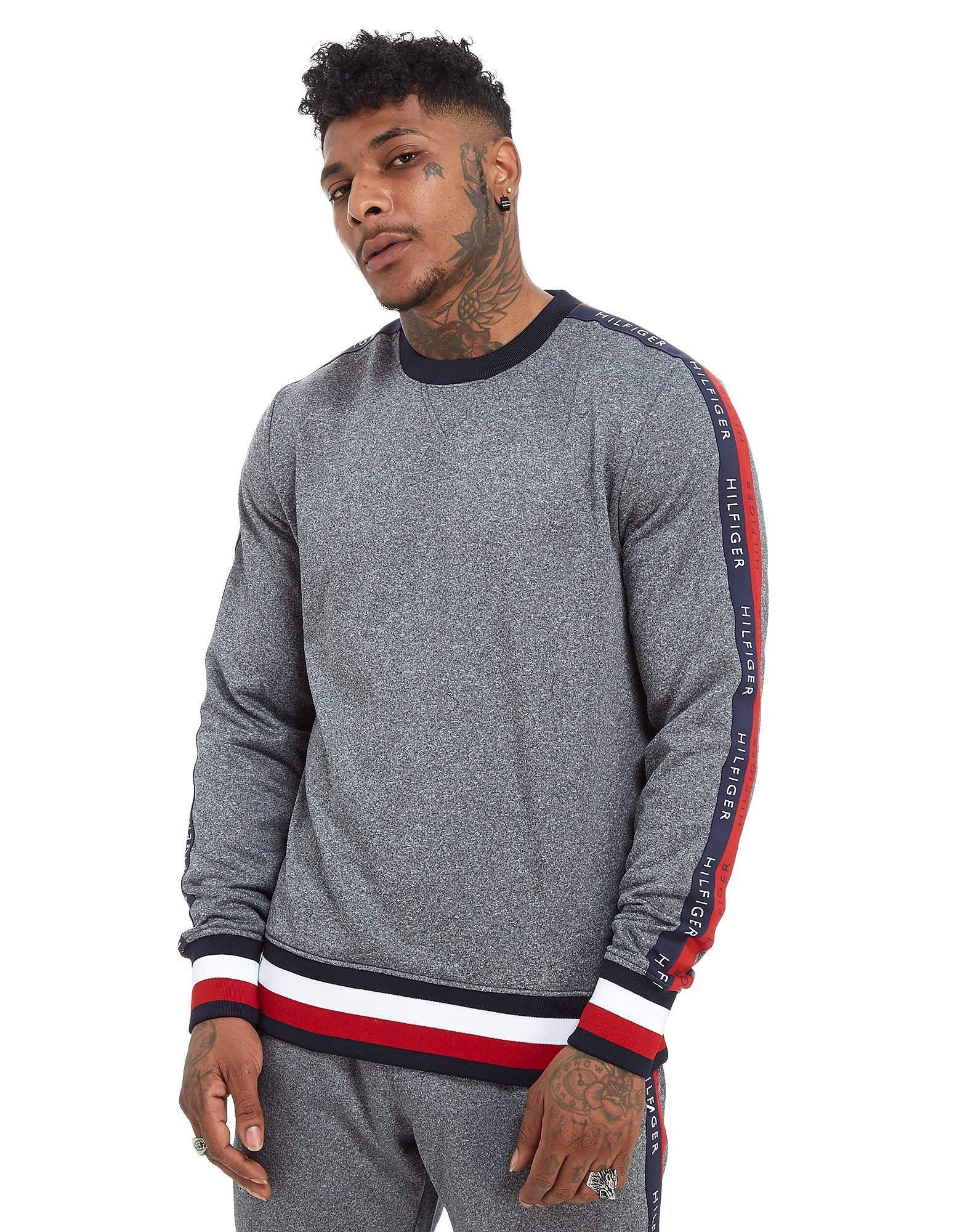 Tommy Hilfiger Tech Terry Tape Crew Sweatshirt