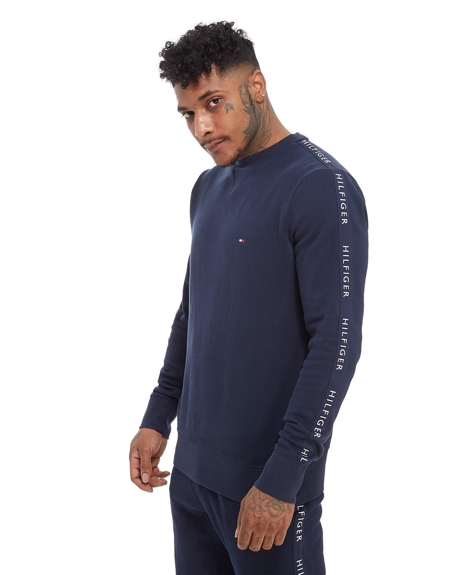 Tommy Hilfiger Side Tape Crew Long Sleeve Sweatshirt