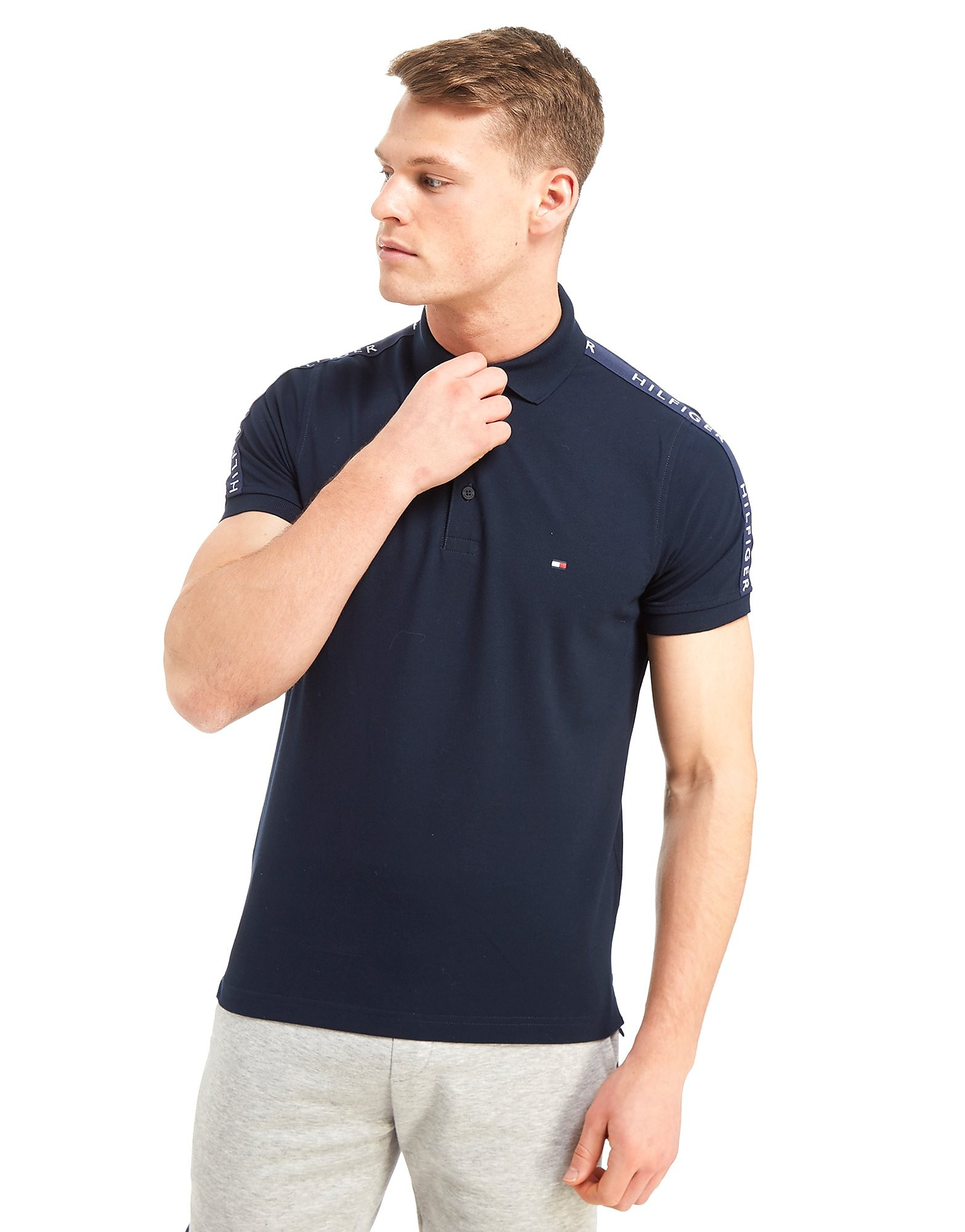Tommy Hilfiger Side Tape Polo