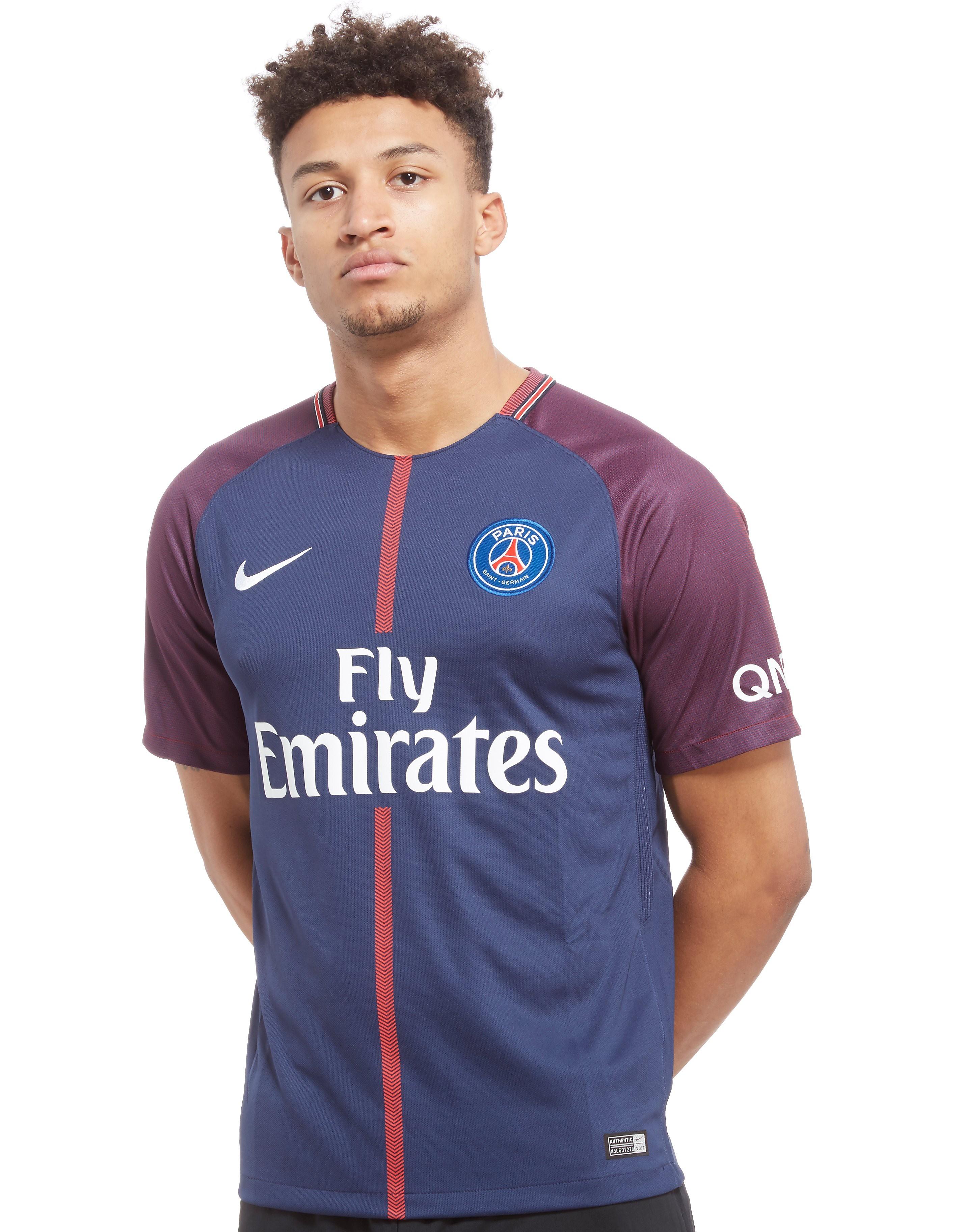 Nike Paris Saint Germain Neymar #10 2017/18 Home Shirt
