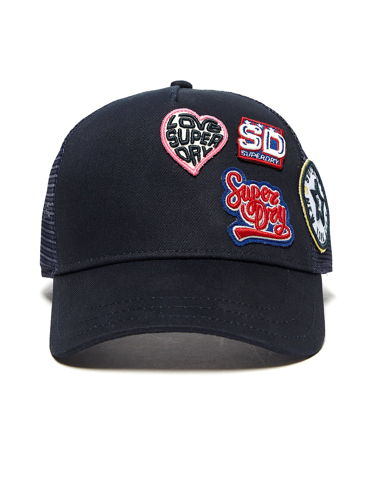 Superdry Trucker Patch Cap