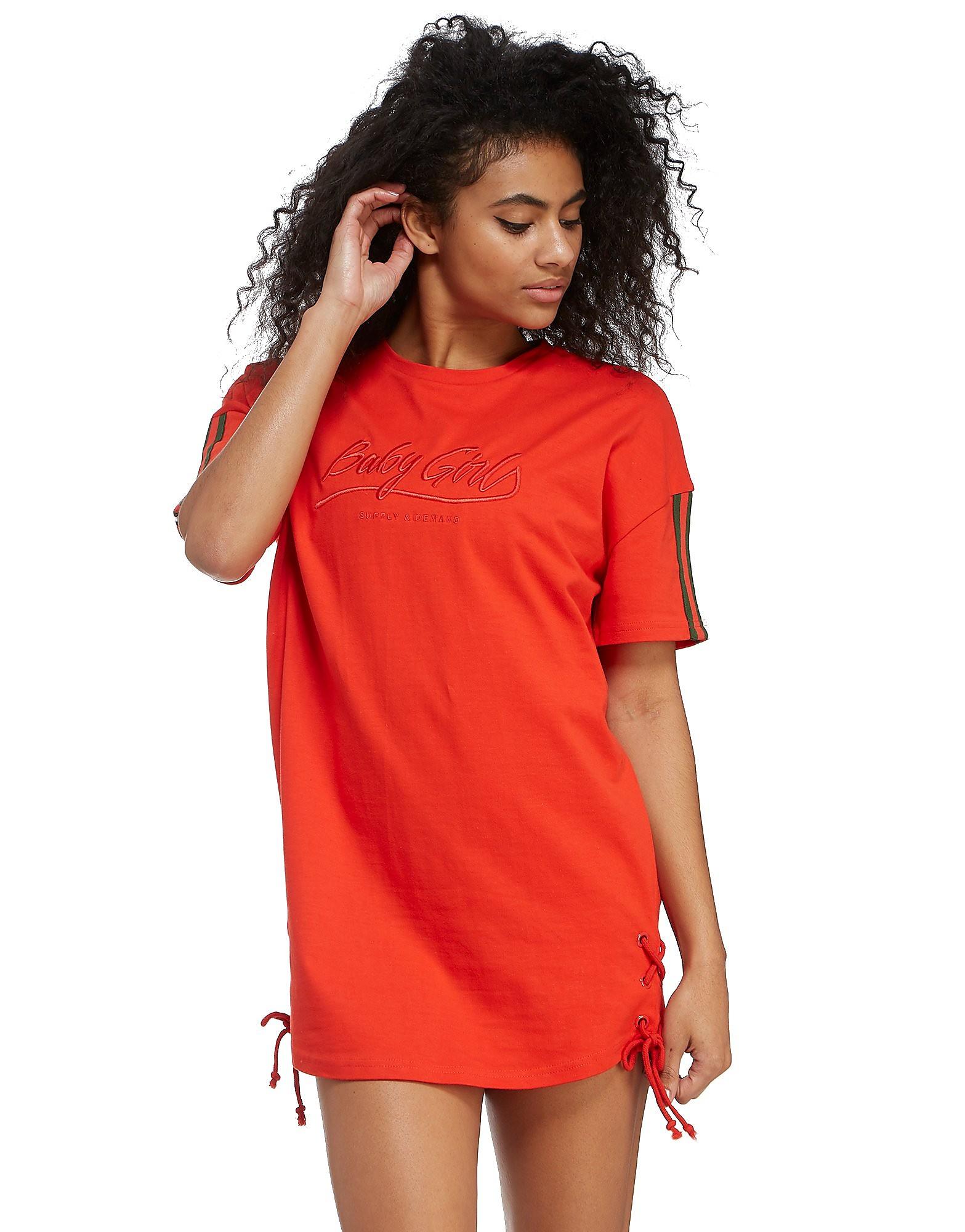 Supply & Demand Baby Girl Longline T-Shirt