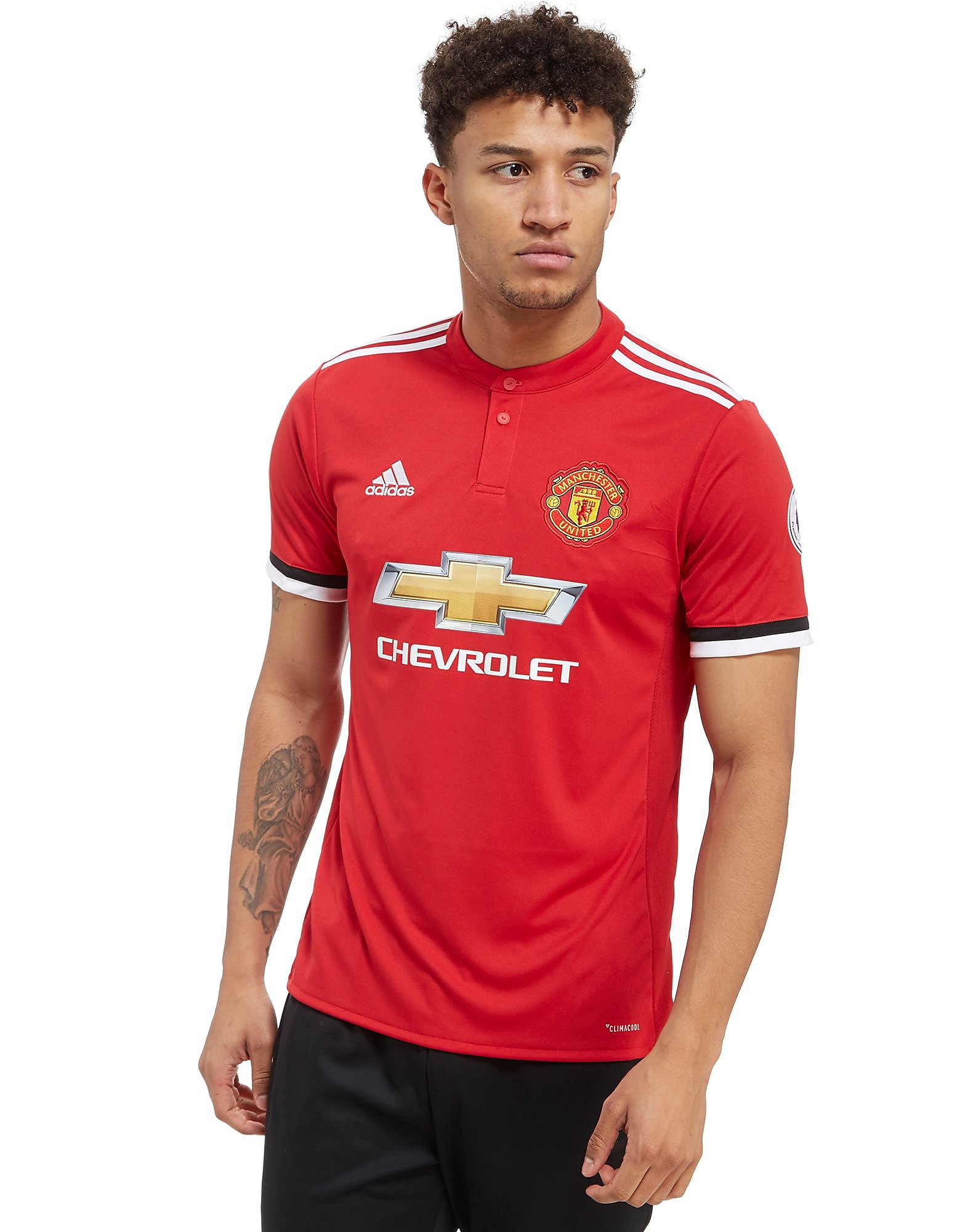 adidas Manchester United Pogba 2017/18 Home Shirt