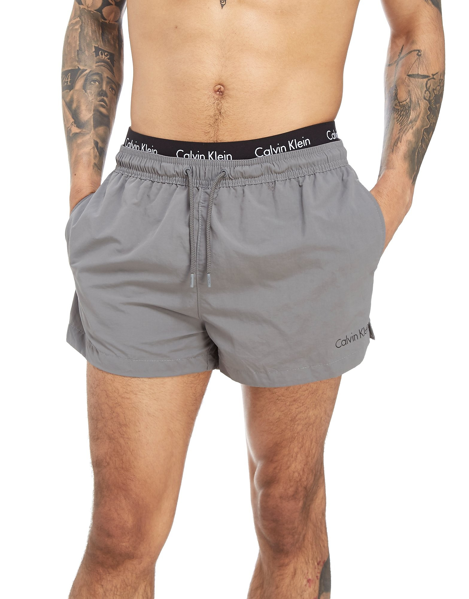 Calvin Klein Waist Band Swim Shorts