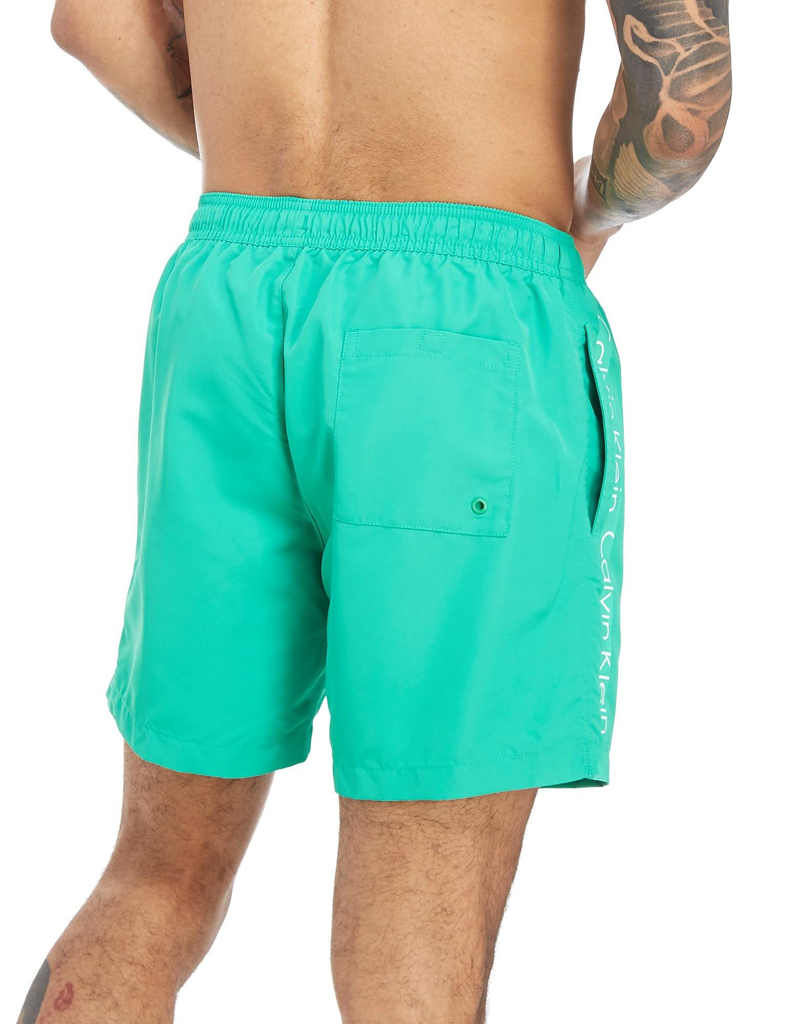 Calvin Klein Core Solid Swim Shorts