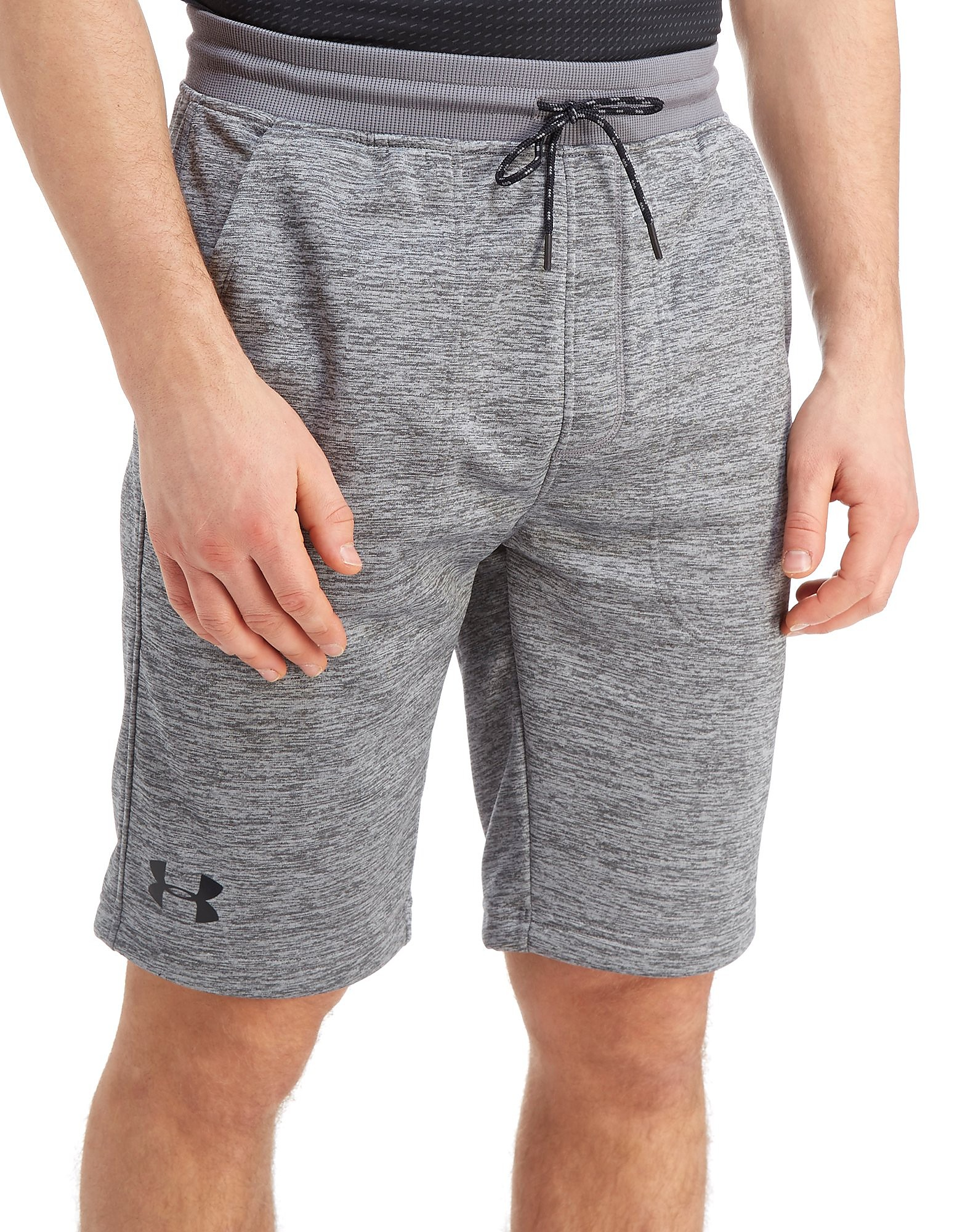 Under Armour Fleece Poly Shorts
