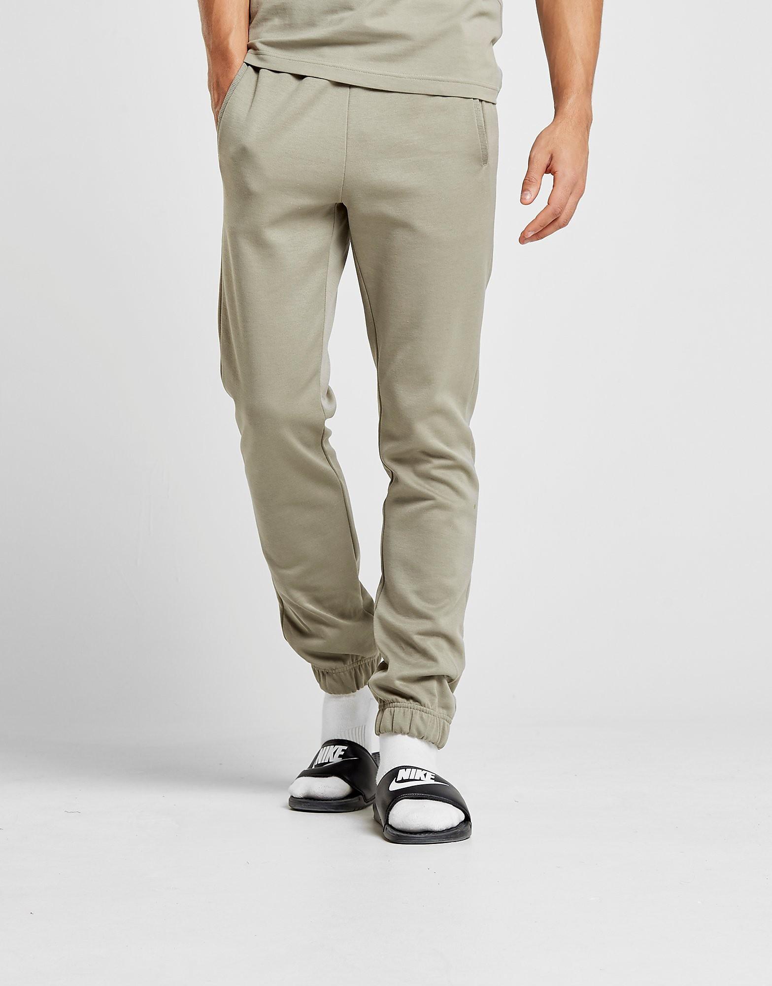 BOSS Green Hadiko Pants Heren - Khaki - Heren