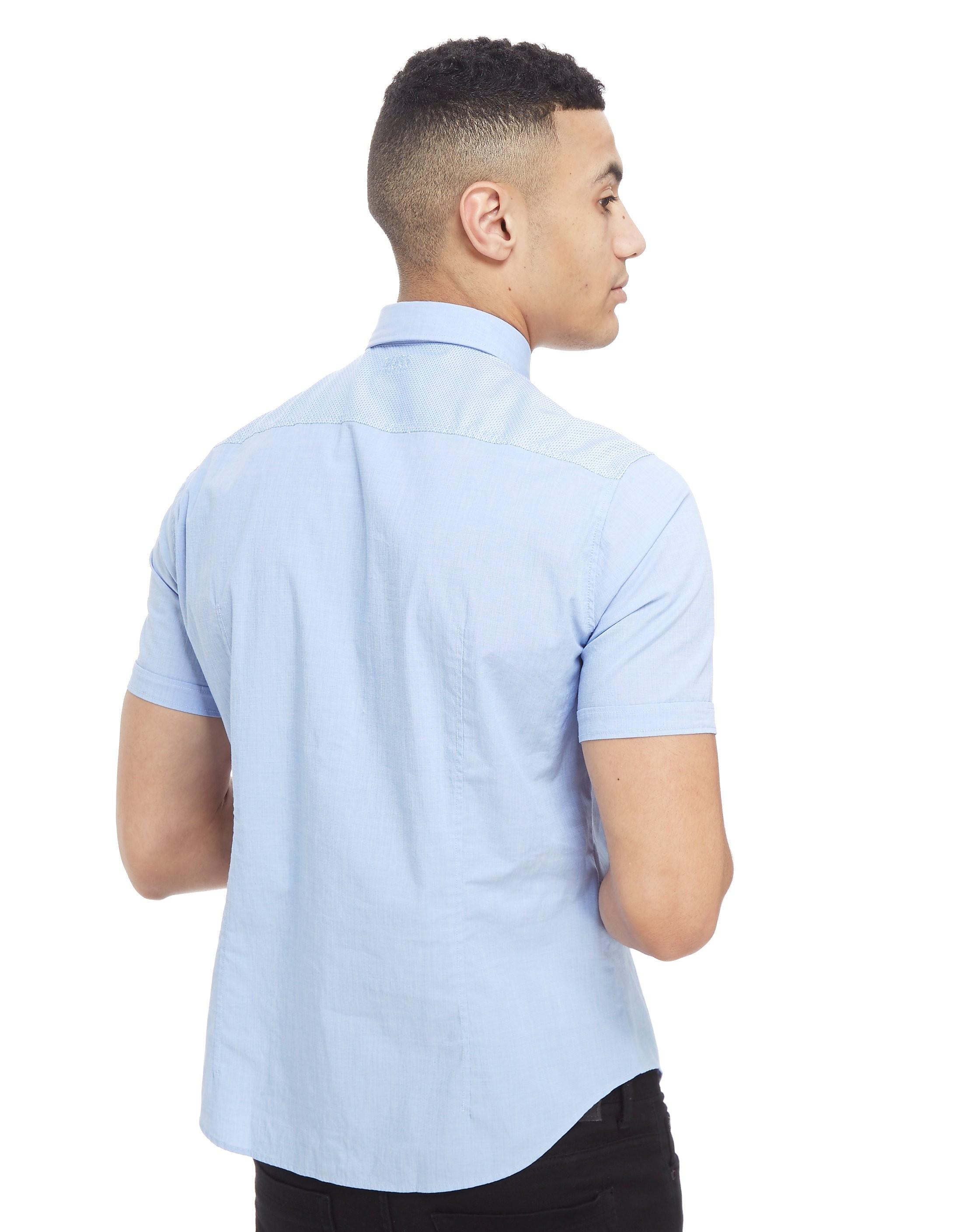 BOSS Bowen Short Sleeve Shirt Heren