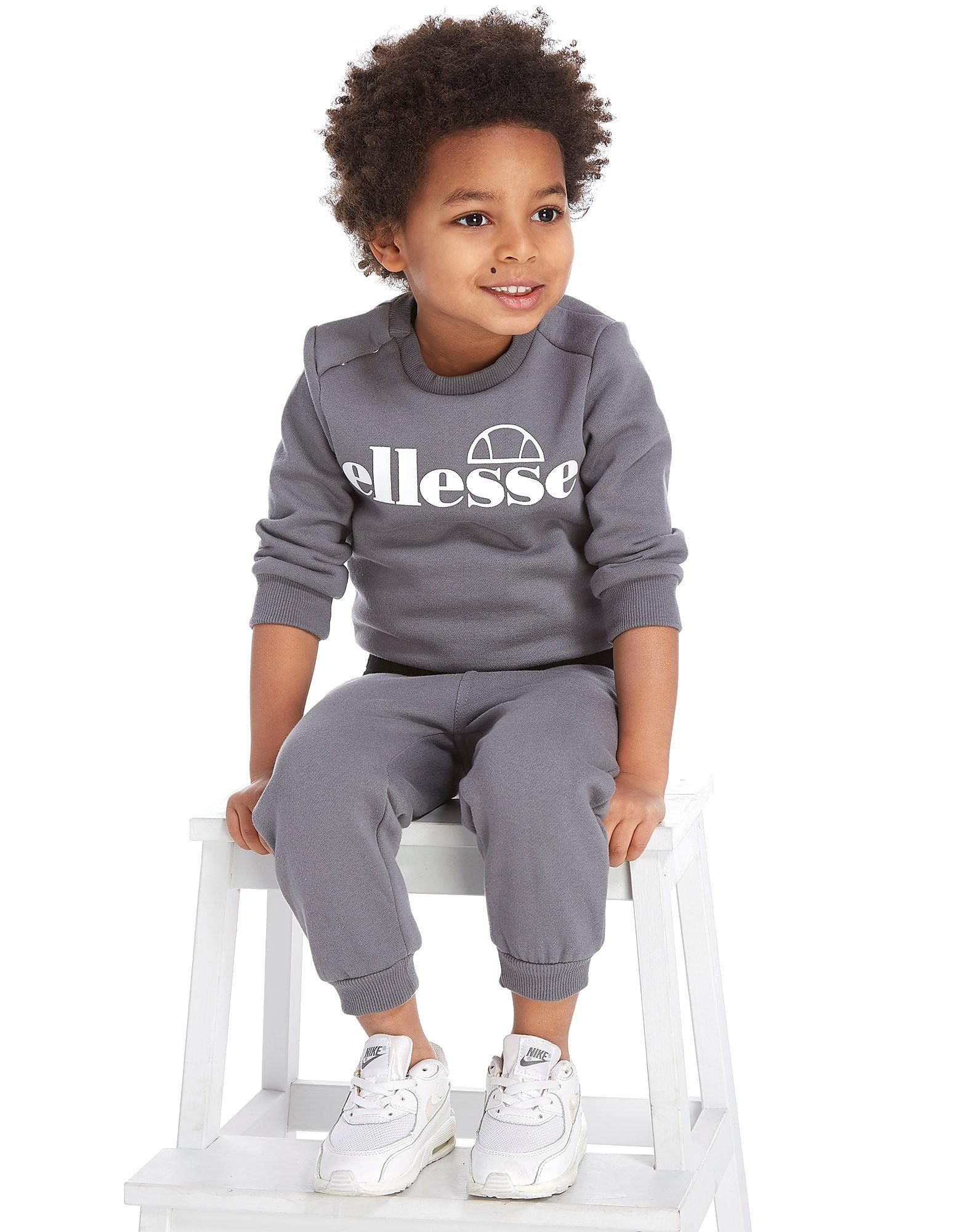 Ellesse Universo Crew Suit Infant