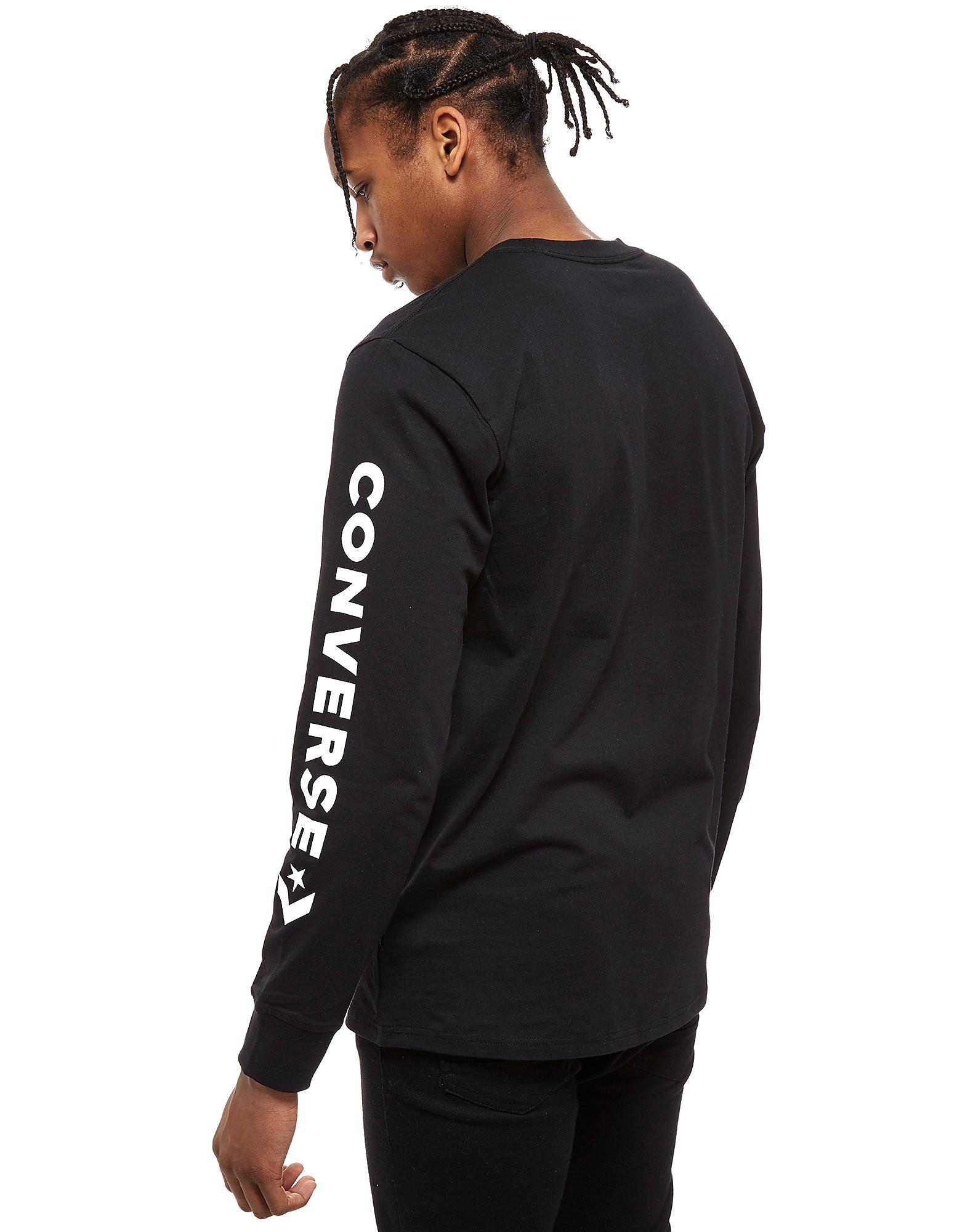 Converse Star Chevron Long Sleeve T-Shirt