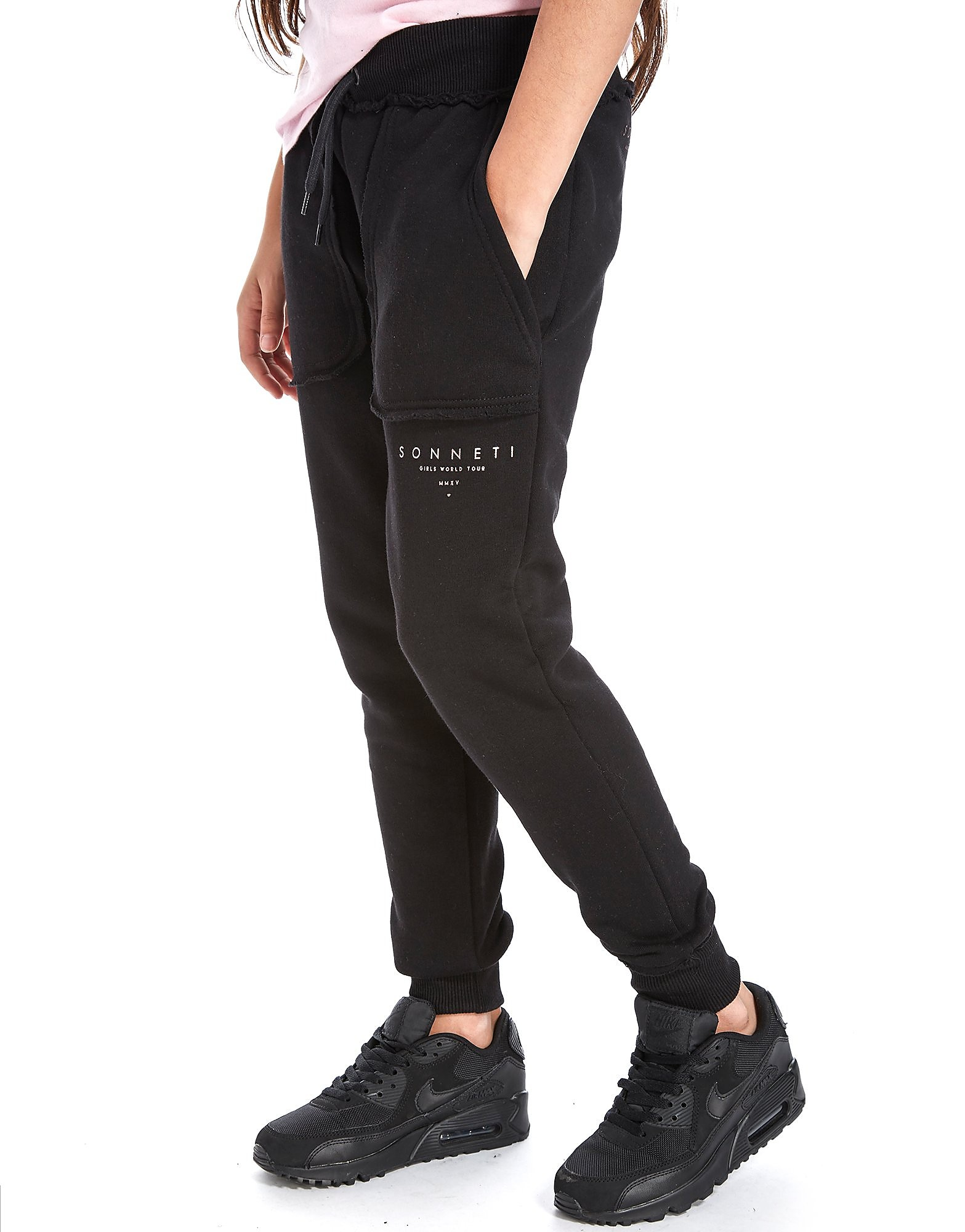 Sonneti Girls' Raw Joggers Junior