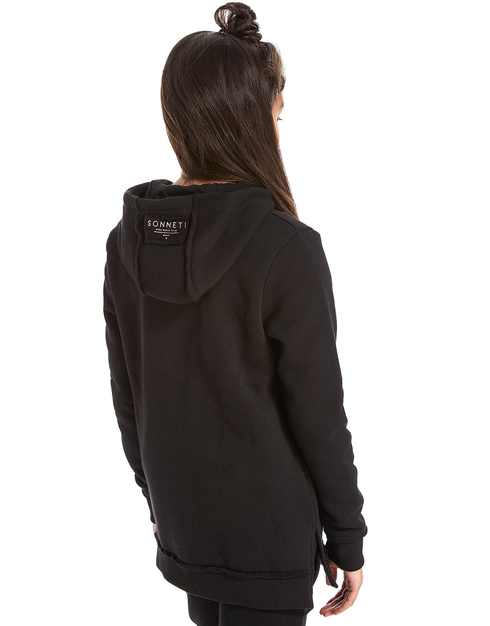 Sonneti chaqueta Girls' Raw Zip Through júnior