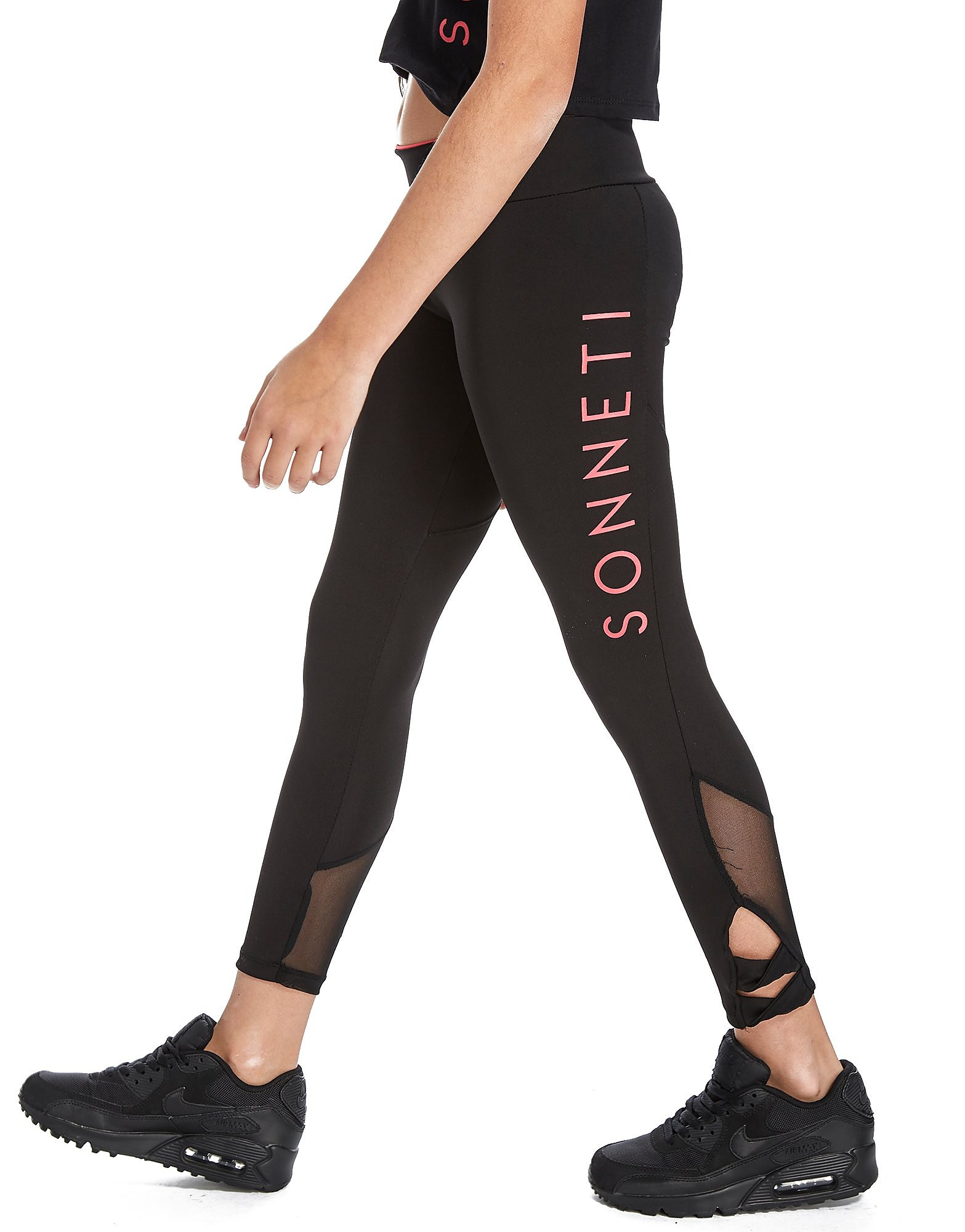 Sonneti Girls' Poppy Twist Leggings Junior