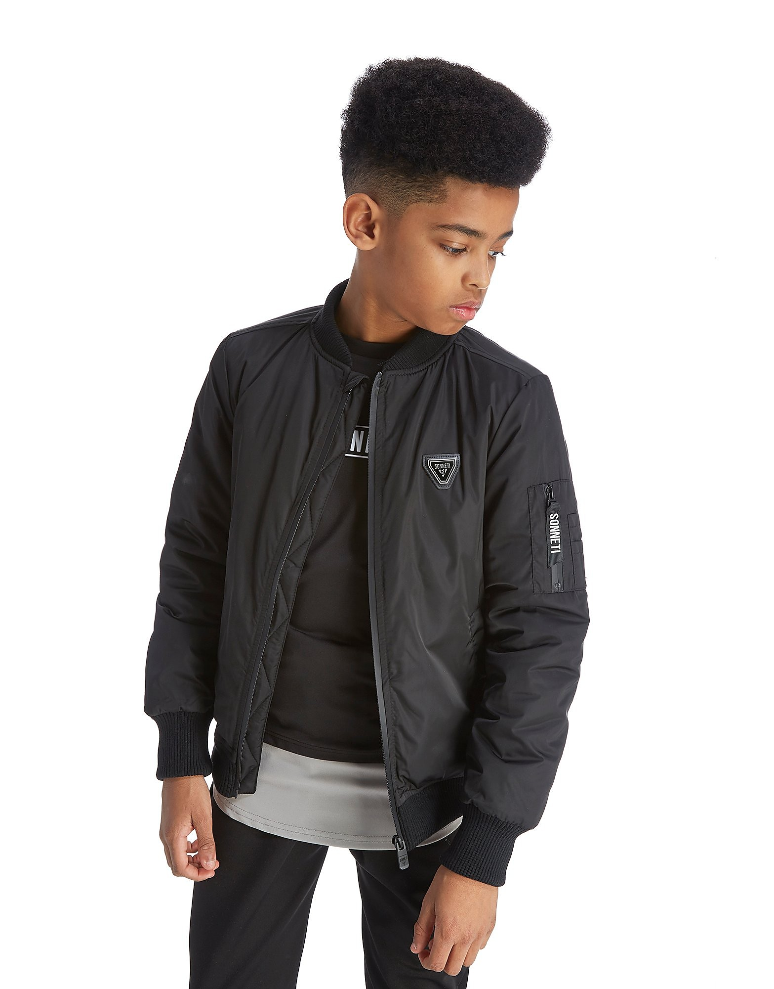 Sonneti Slick Bomber Jacket Junior