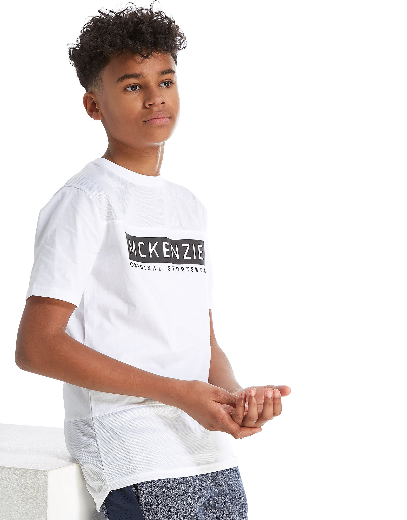 McKenzie Brock Mesh T-Shirt Junior