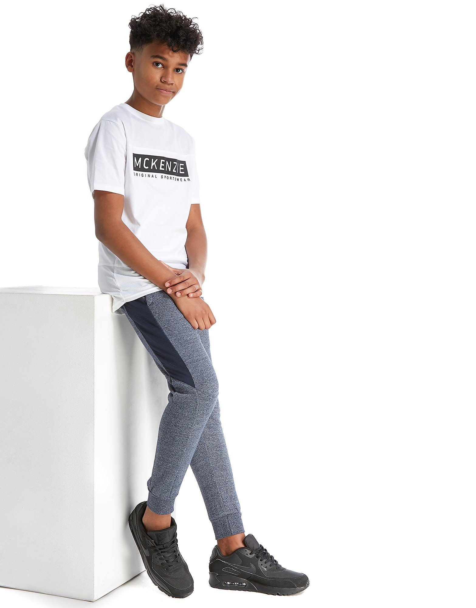 McKenzie Brock Mesh T-Shirt Junior