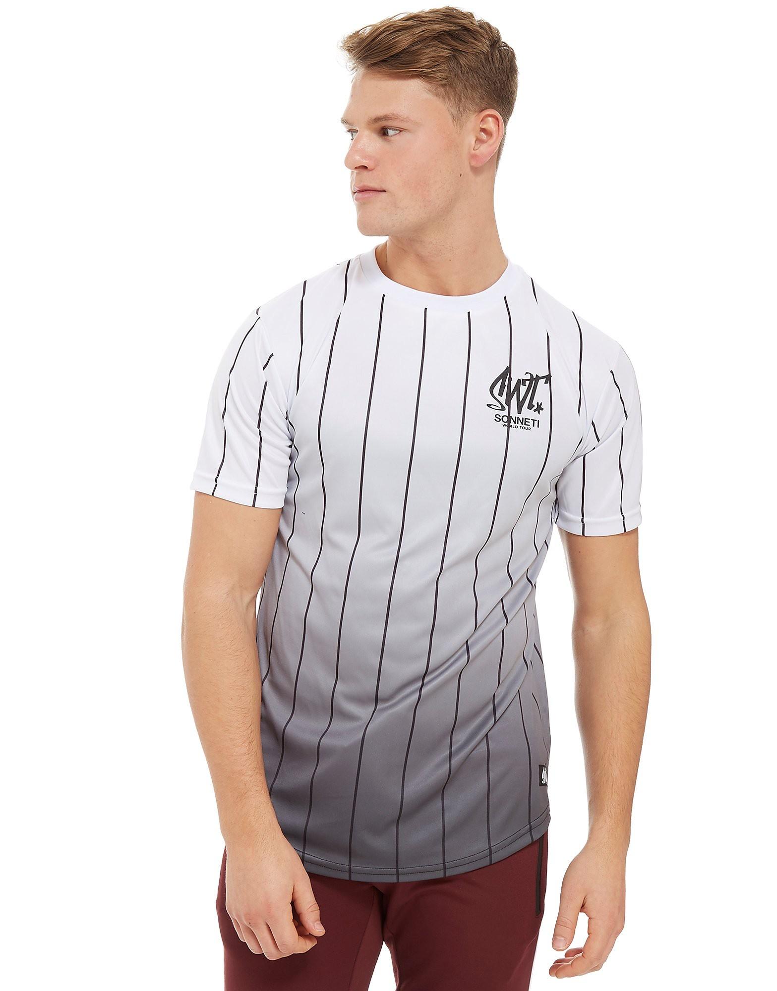 Sonneti Pinstripe T-Shirt