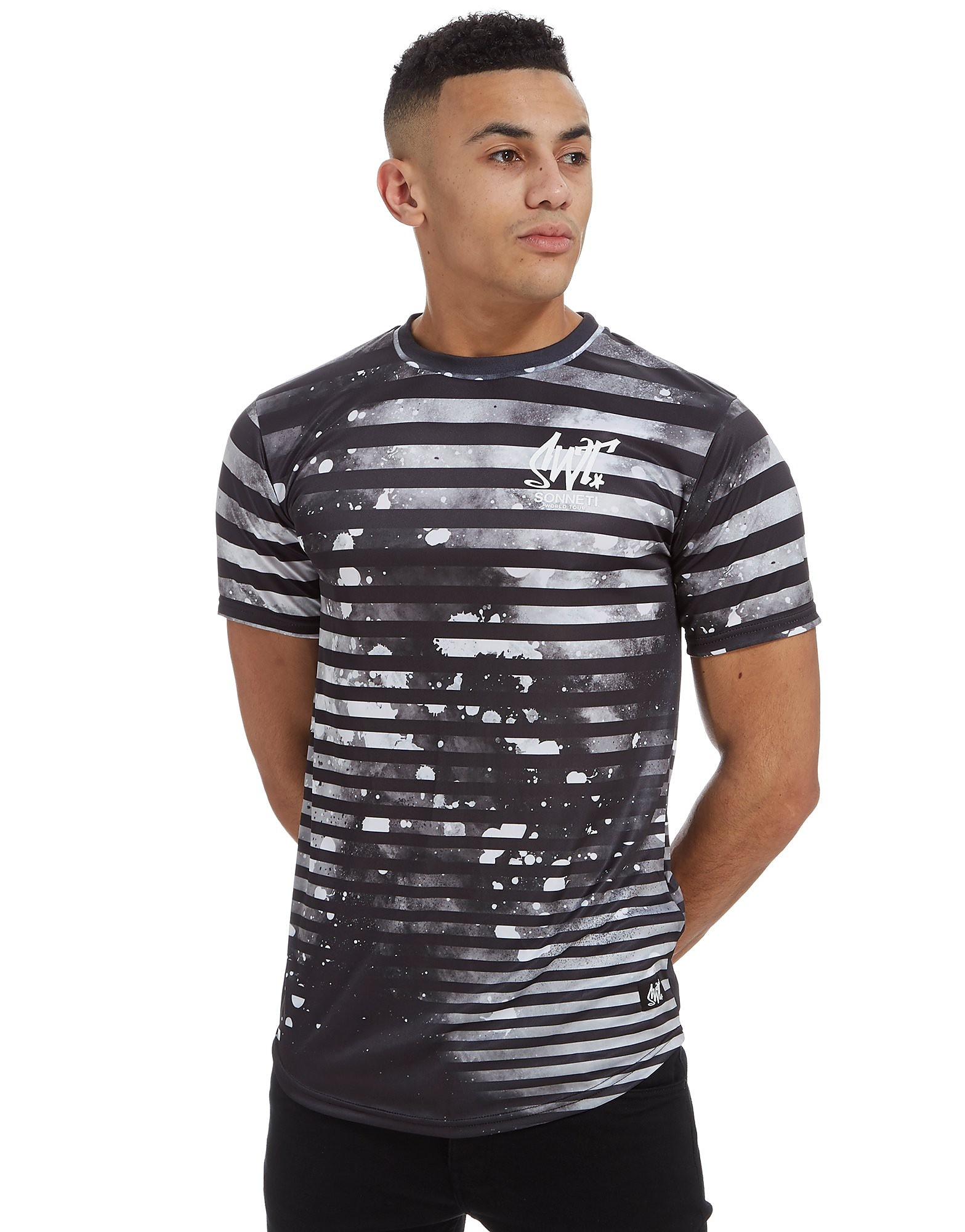 Sonneti Barred T-Shirt