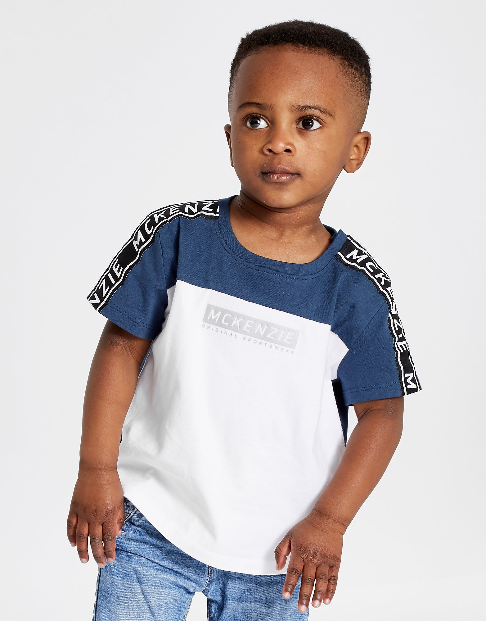 McKenzie Benson T-Shirt Infant  - Wit - Kind